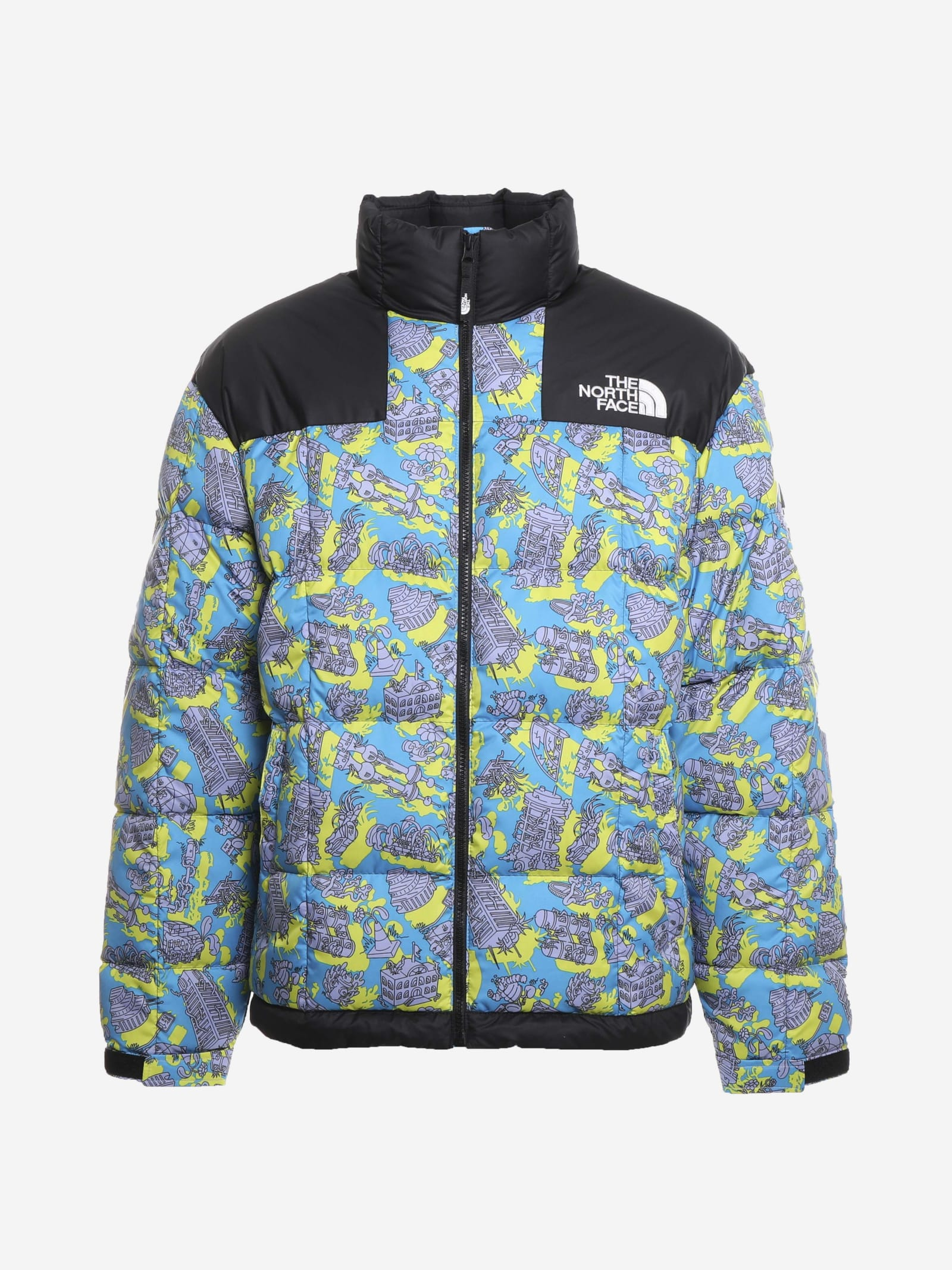 The North Face Downs LHOTSE COLOR BLOCK JACKET