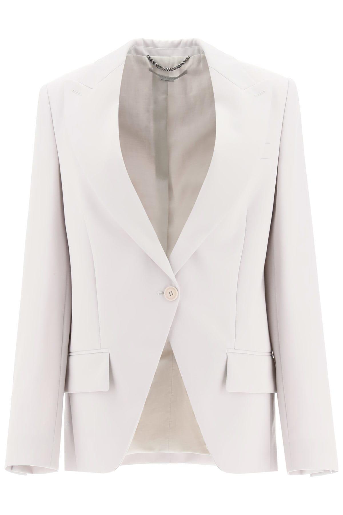 Stella McCartney Lindsay Single-breasted Blazer