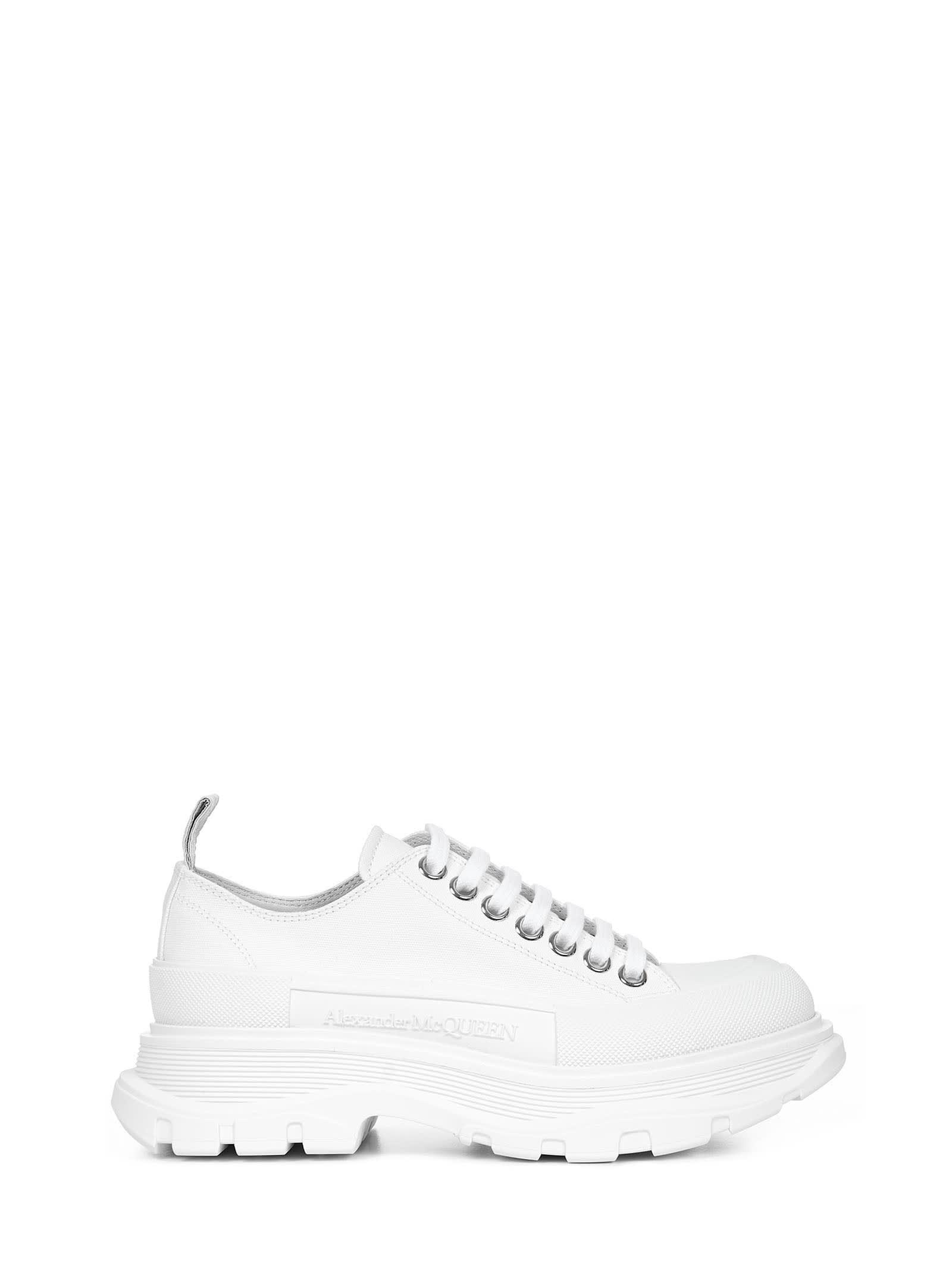 Alexander Mcqueen Tread Slick Sneakers
