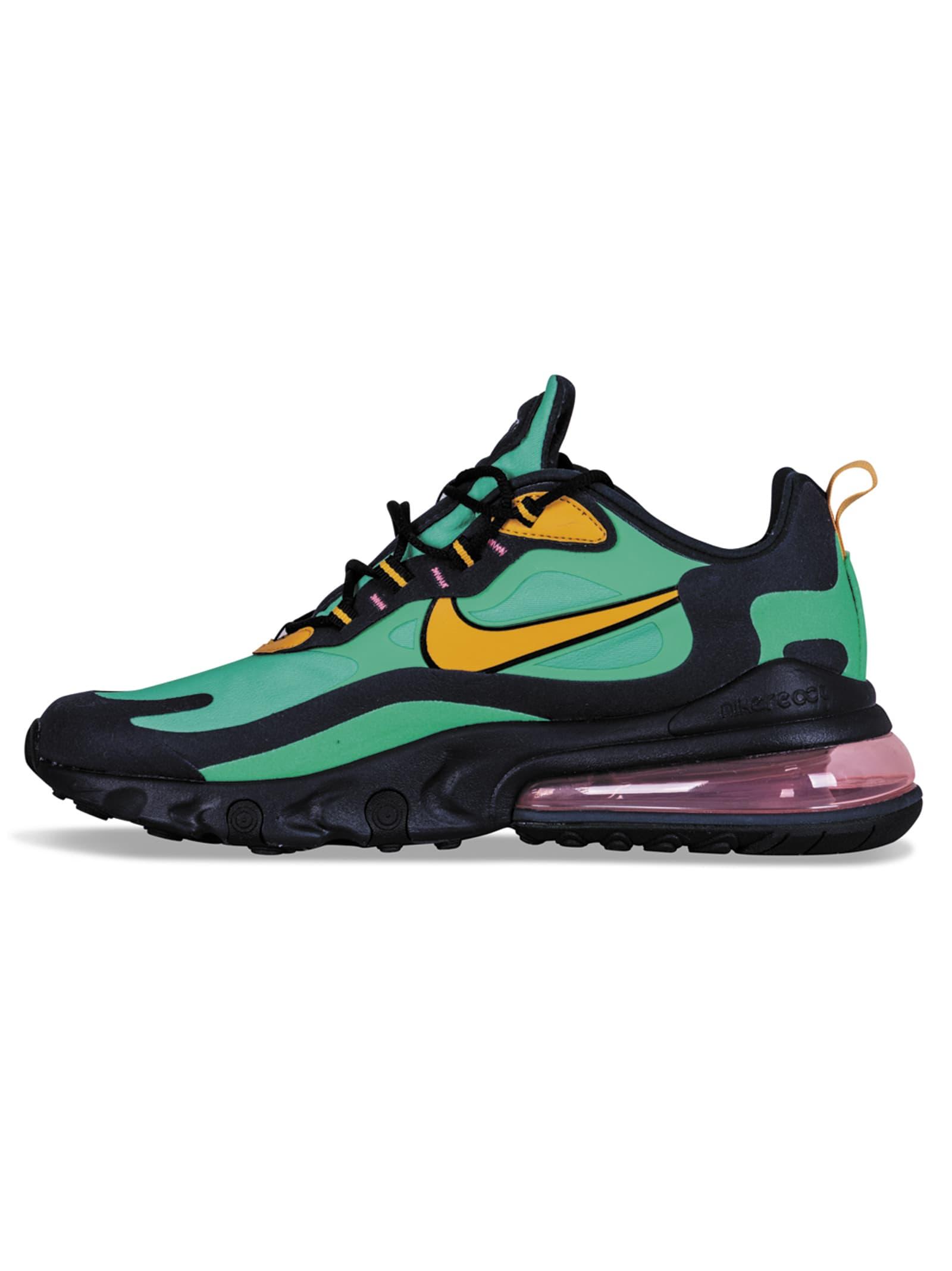 Acquista Nike Air Max 270 X Jordan Mars 27C Nuove Da Uomo Scarpe Sportive Bianche CD7070 100 Sneakers Nero Verde Glow In The Dark Scarpe Da Ginnastica