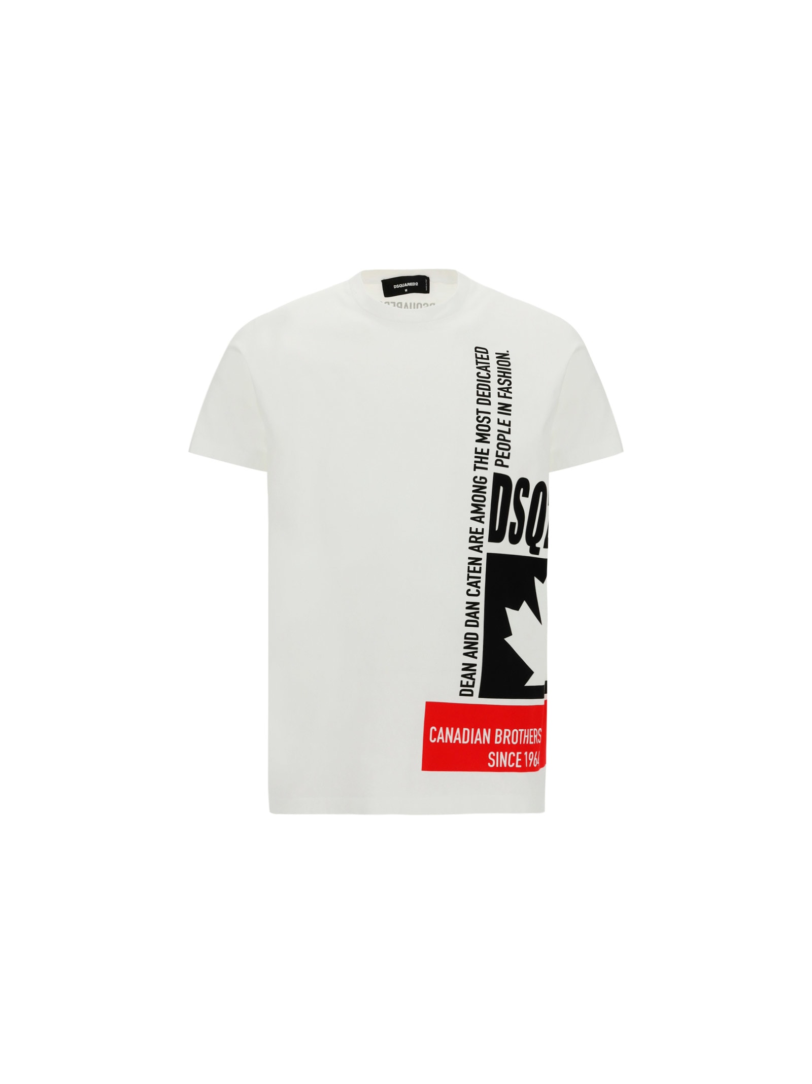 Dsquared2 T-shirts T-SHIRT