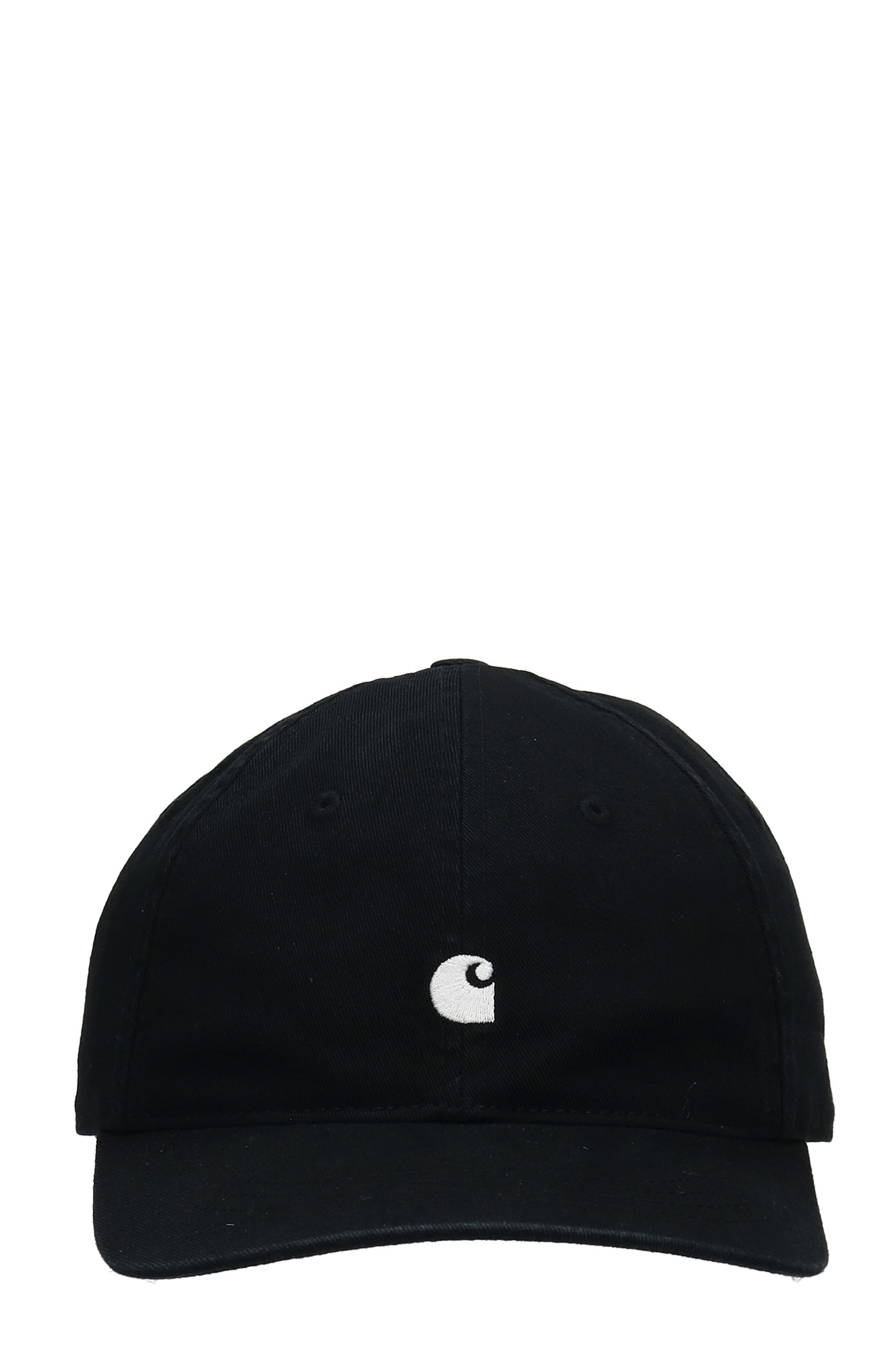 Hats In Black Cotton