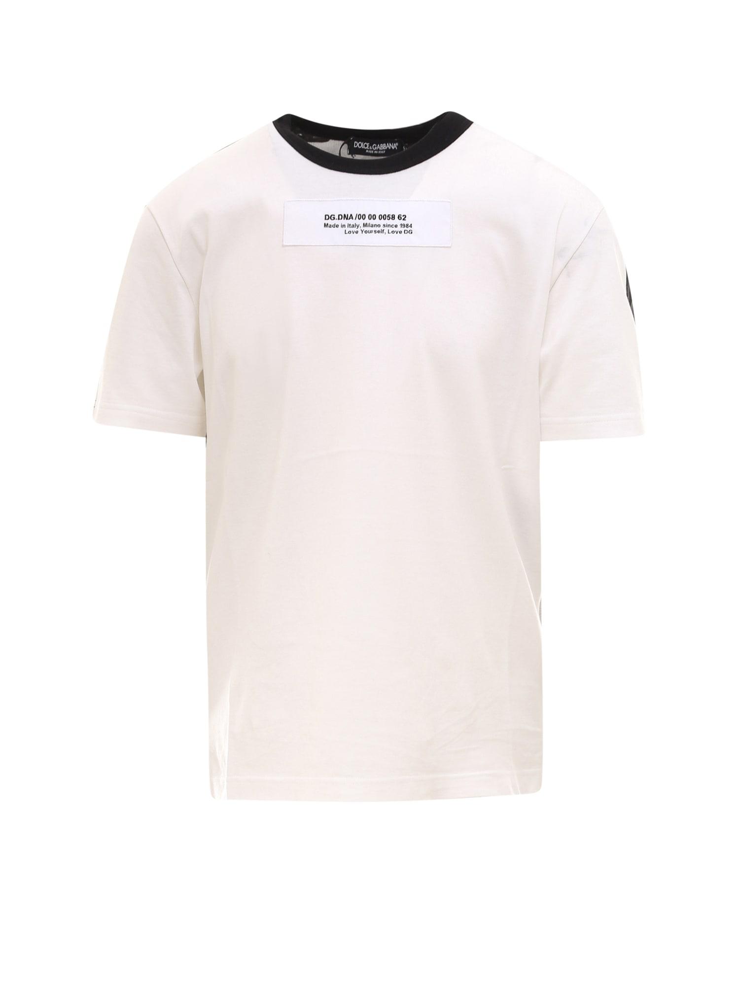 Dolce & Gabbana Cottons T-SHIRT