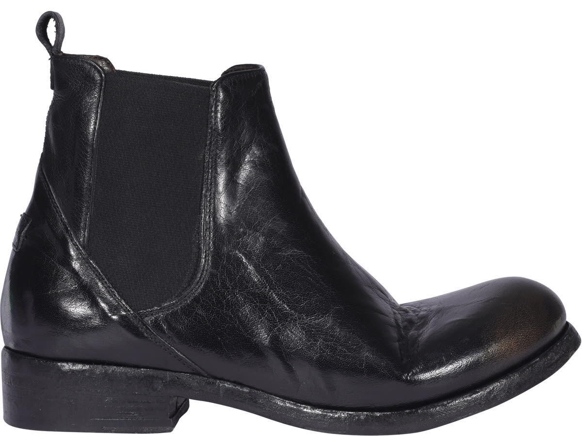 Le Ruemarcel Ankle Boots In Black