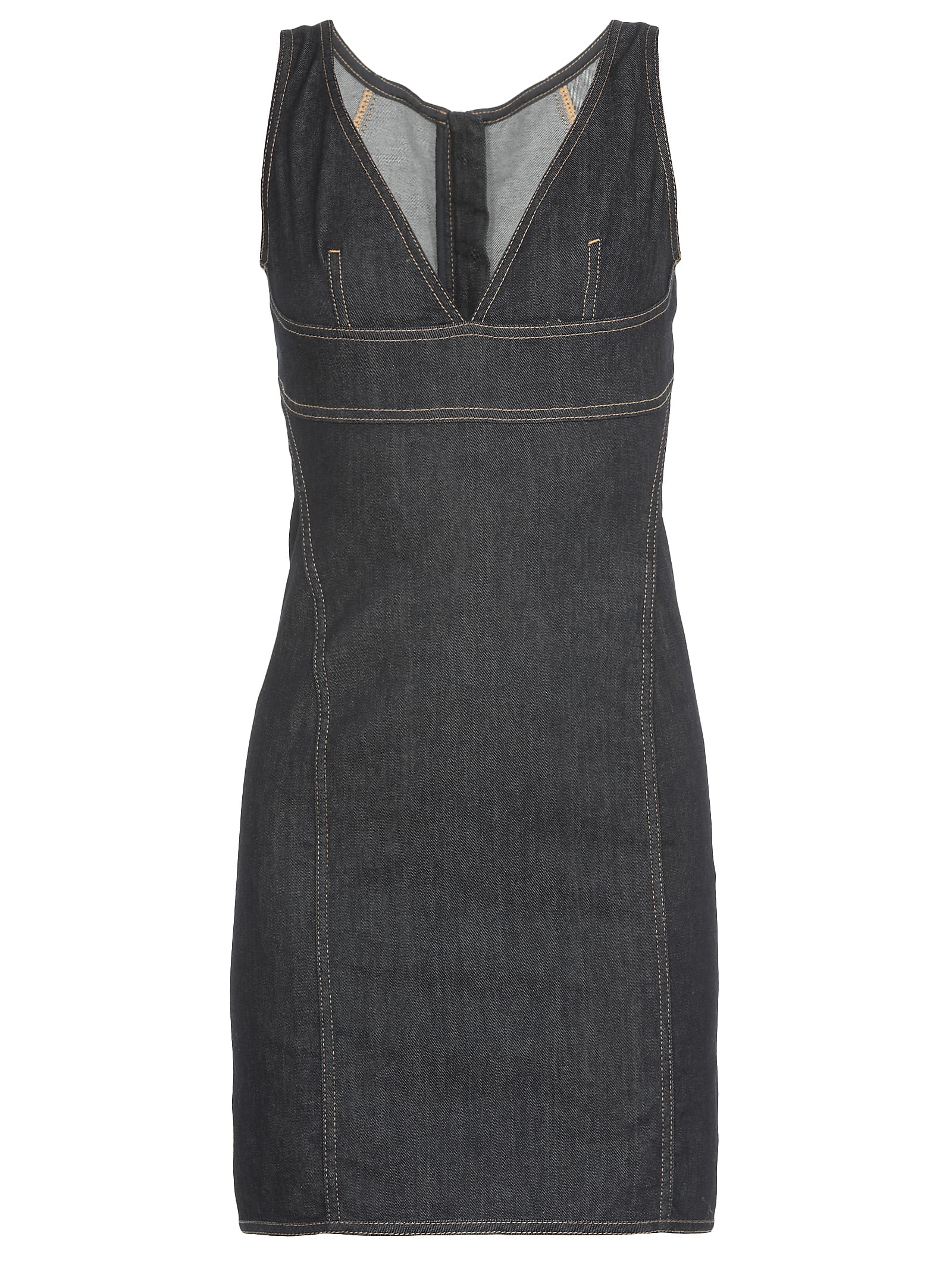 Dsquared2 Jeans Cotton Dress