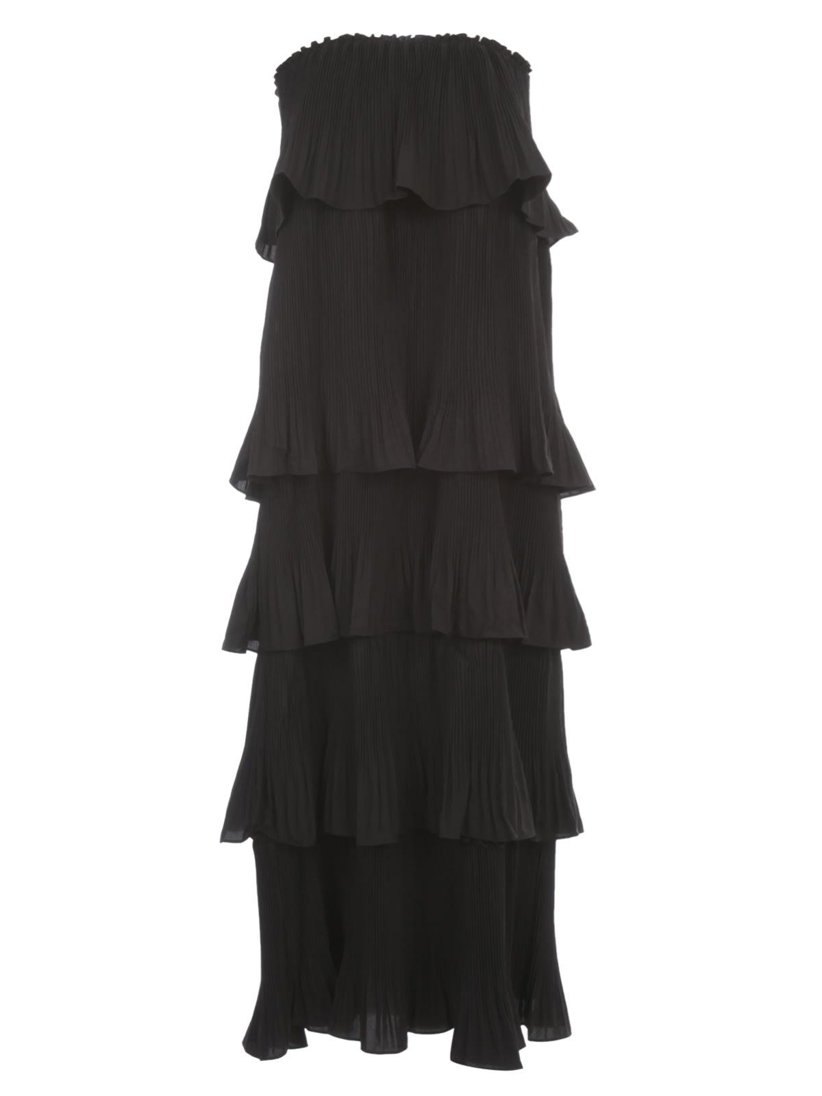 Buy Essentiel Antwerp Valentina Ruffled Dress W/belt On Waist online, shop Essentiel Antwerp with free shipping
