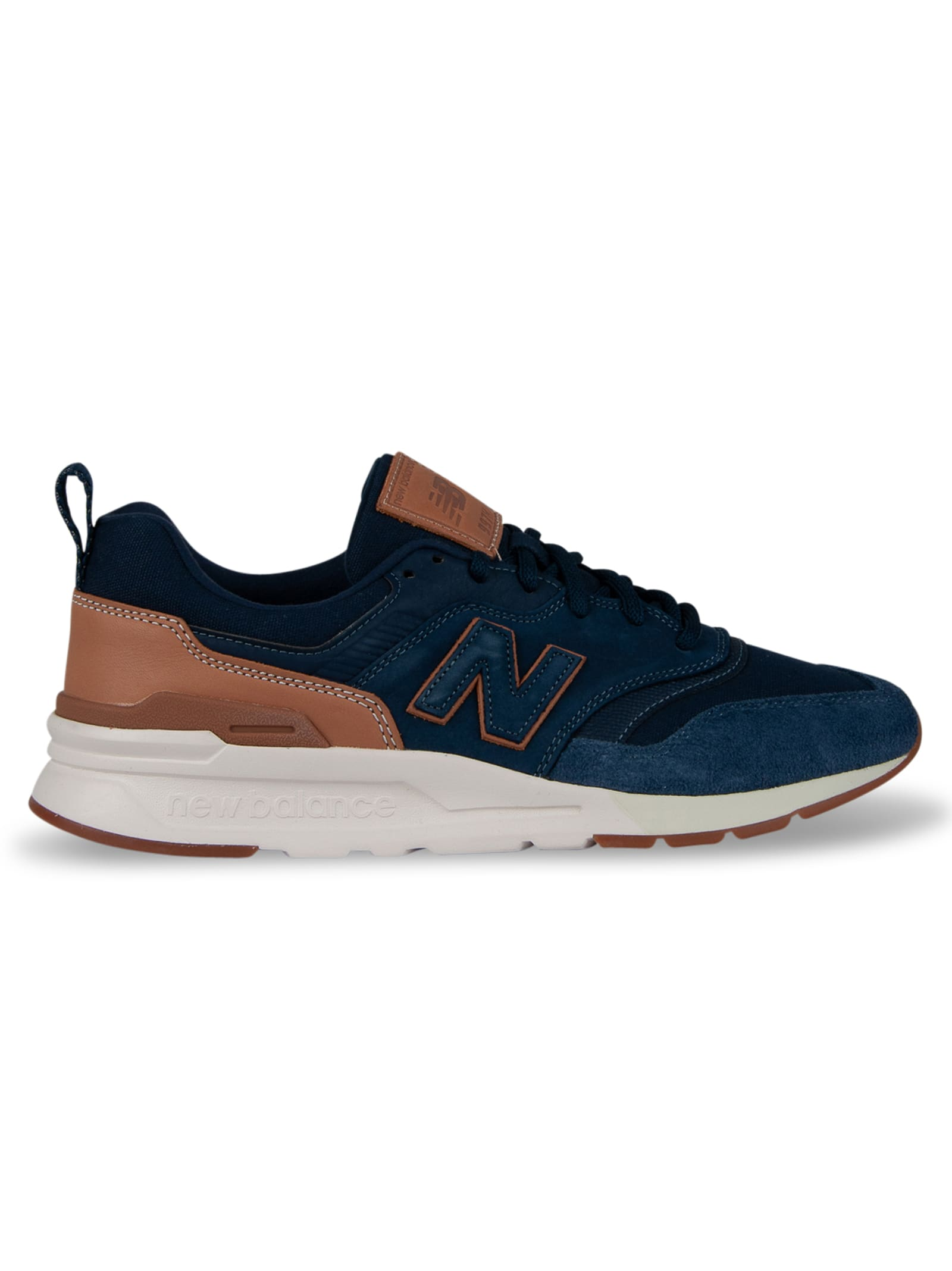 997h Lux 10 Year Leather - Blue/brown