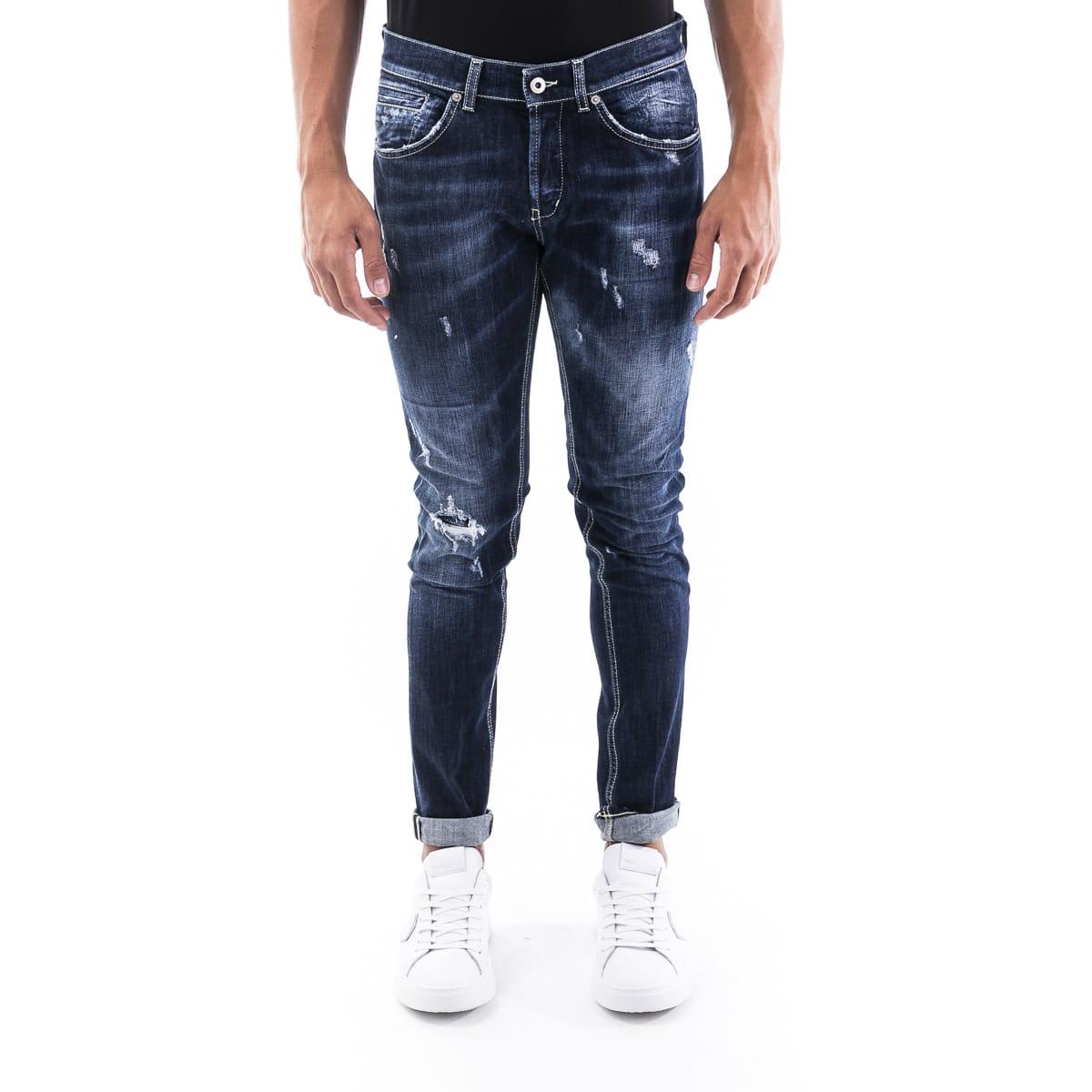 Blend Cotton Jeans