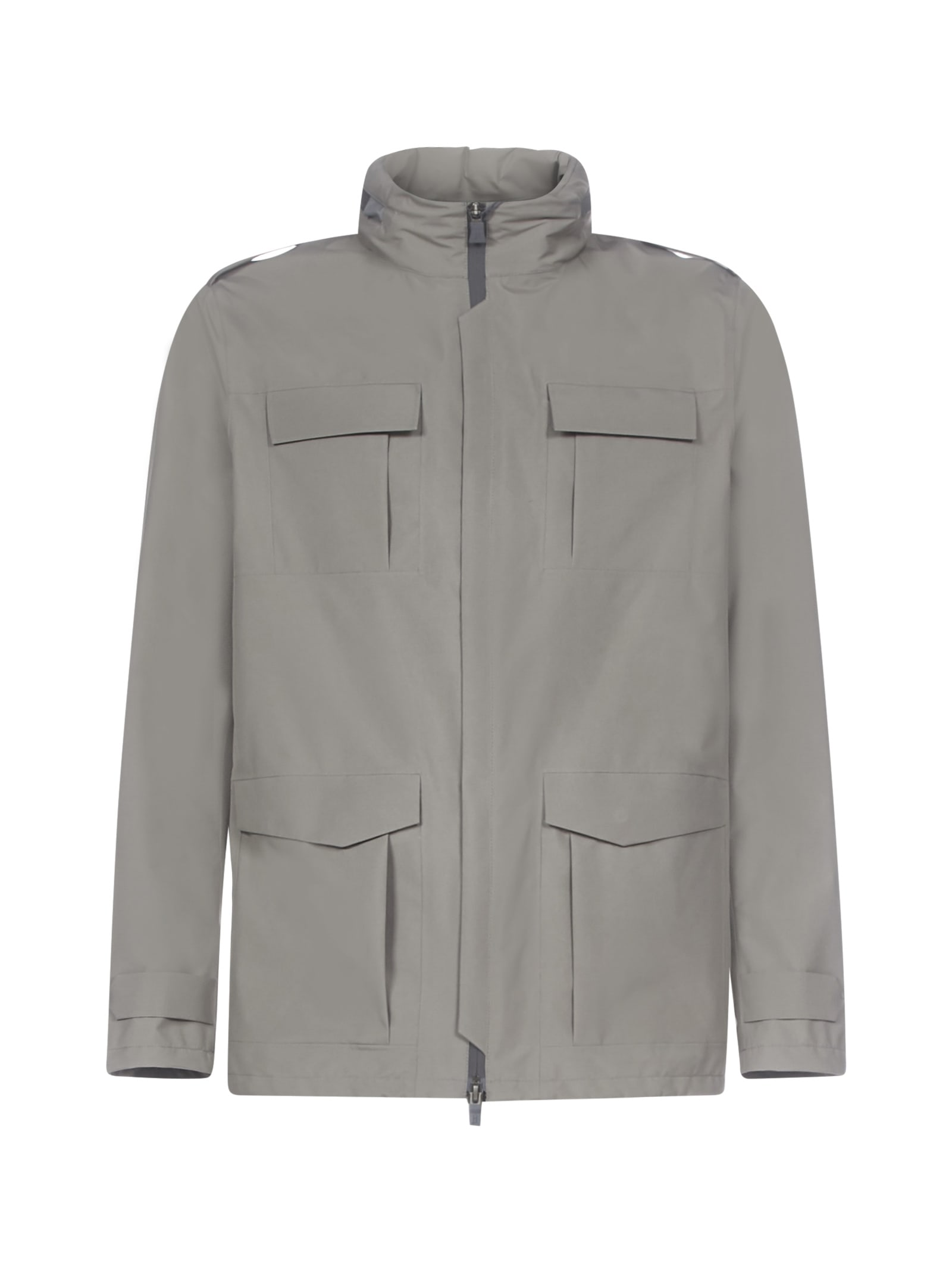 Herno Pockets Nylon Jacket