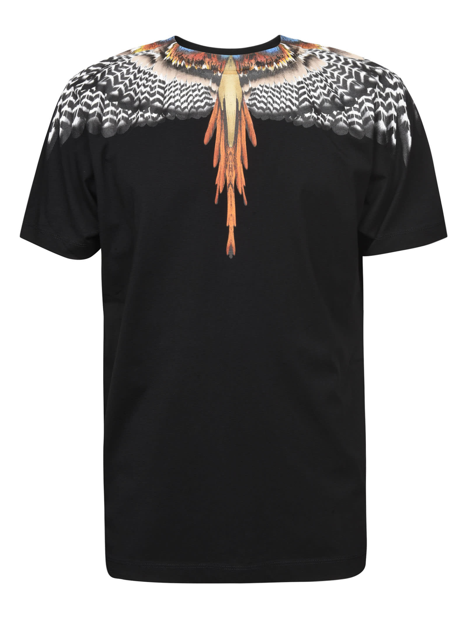 Marcelo Burlon County Of Milan Cottons REGULAR GRIZZLY WINGS T-SHIRT