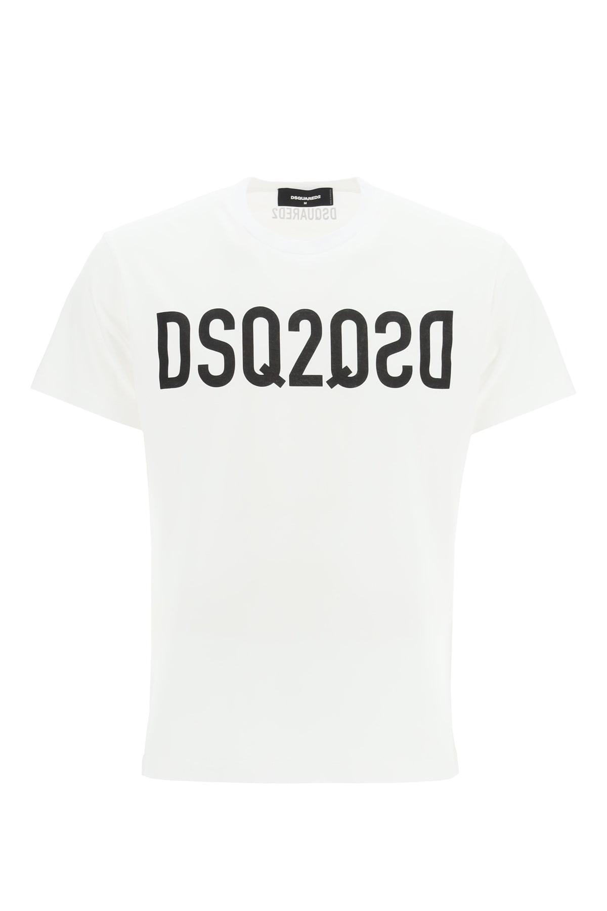 Dsquared2 DSQ2 PRINT T-SHIRT