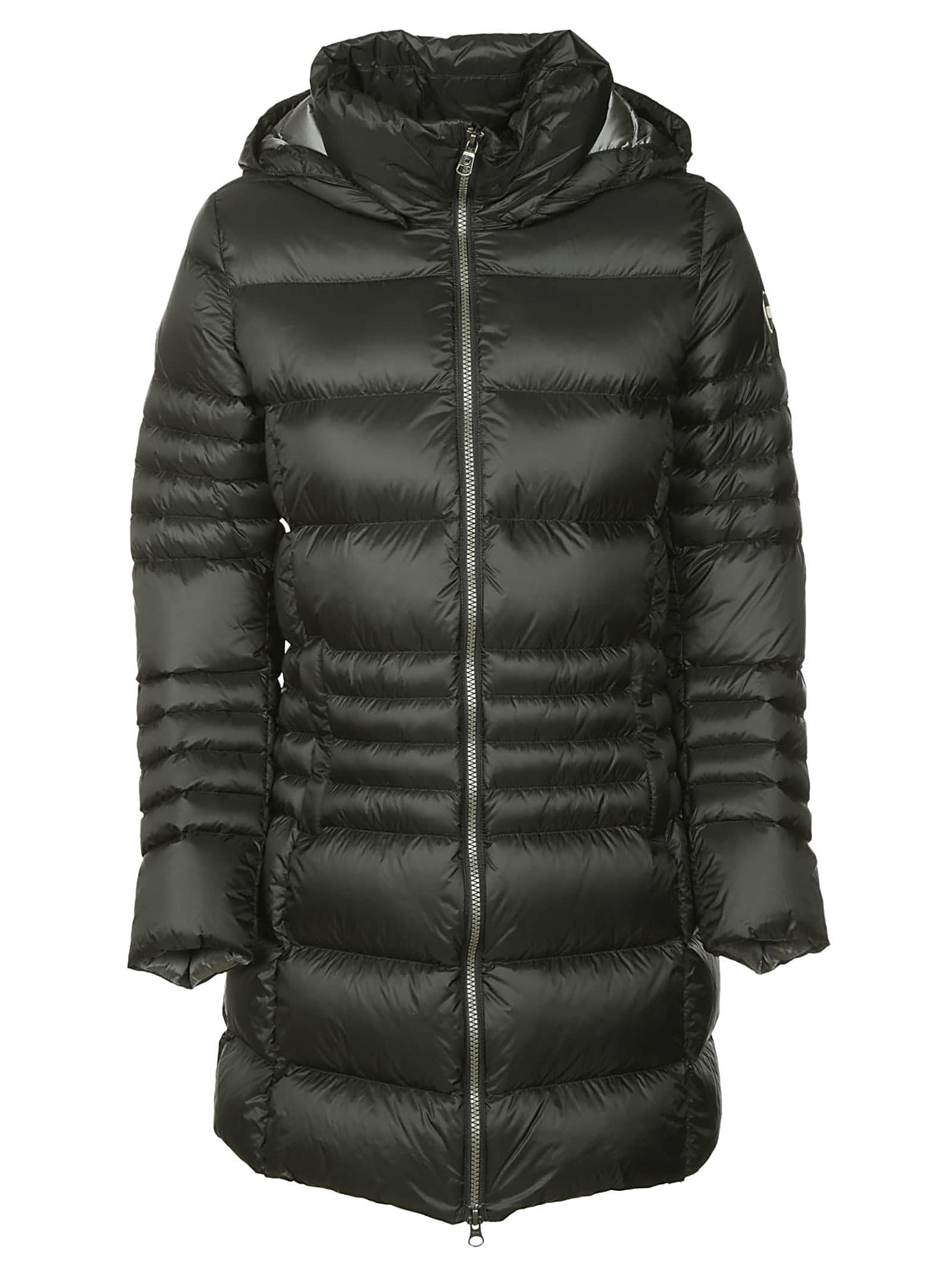 Colmar Semi-padded Hooded Bomber