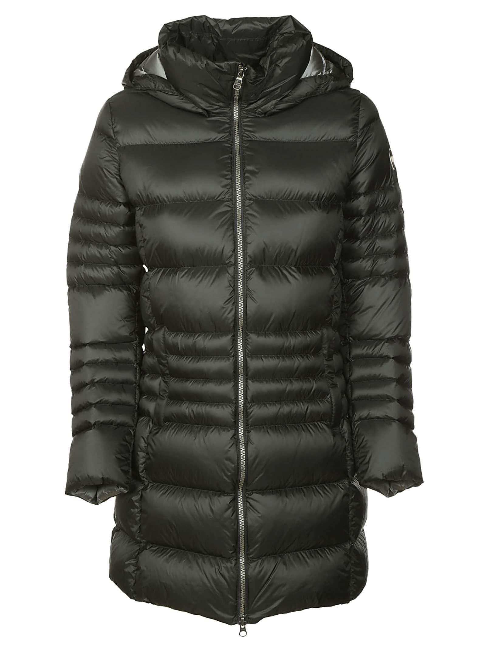 Photo of  Colmar Semi-padded Hooded Bomber- shop Colmar jackets online sales