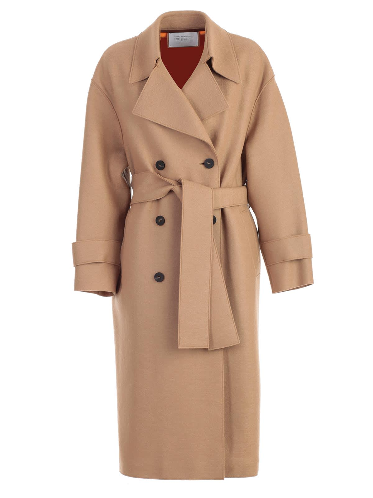 Harris Wharf London Trench Oversized