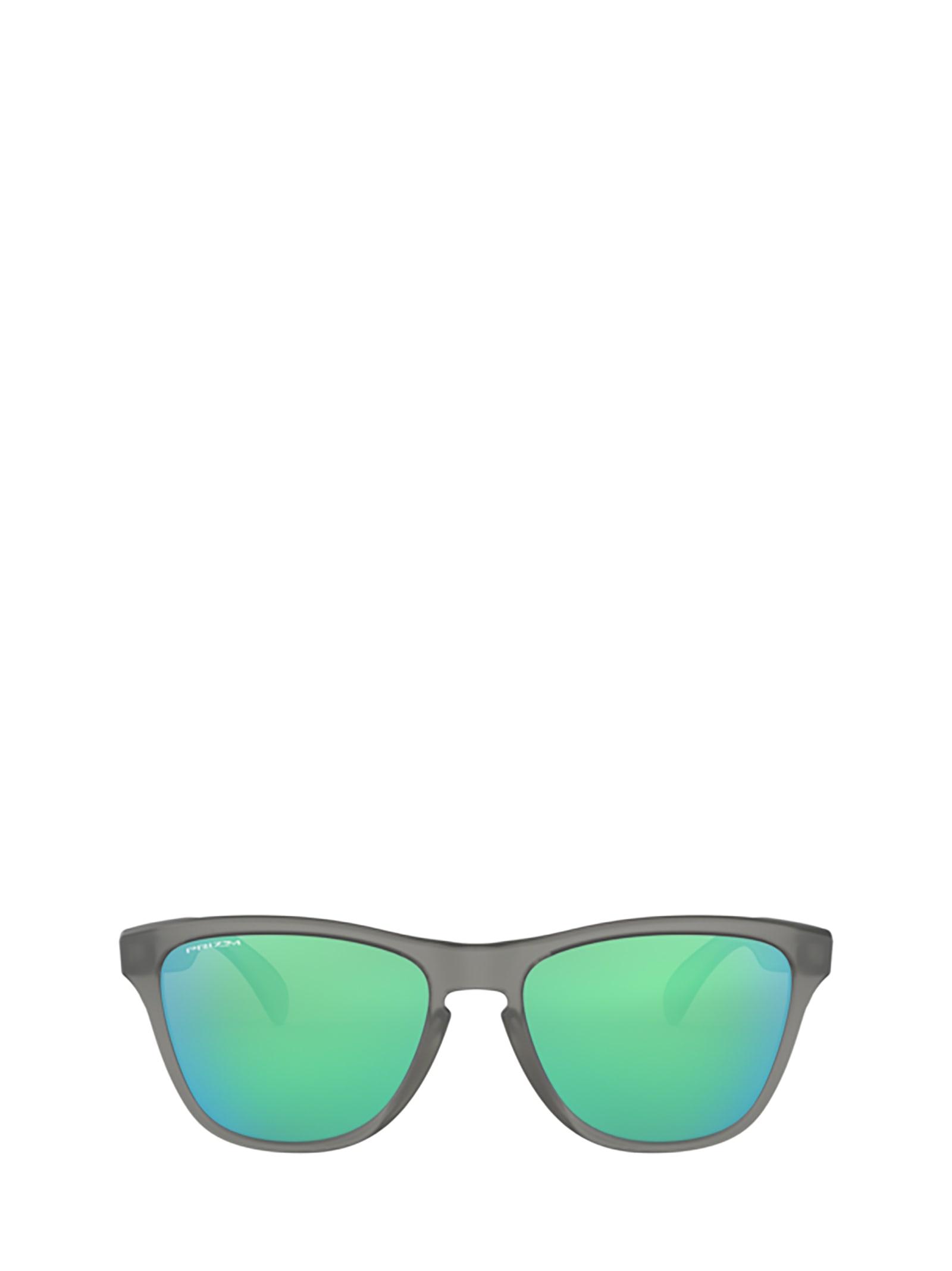 Oakley Oj9006 Matte Grey Ink Sunglasses