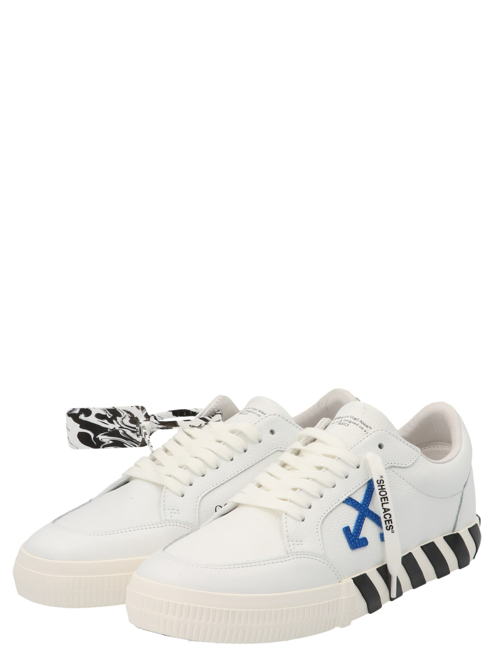 Off-White Canvases LOW VULCANIZED SHOES