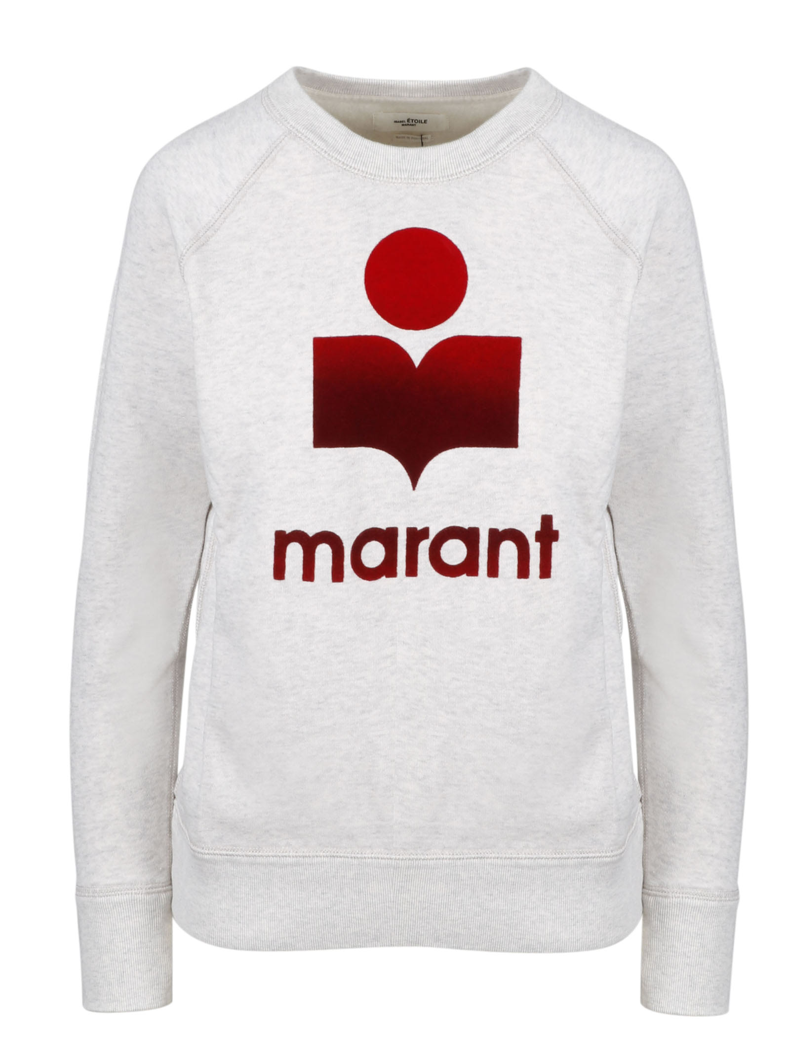 Isabel Marant Étoile Cottons MILLY SWEATSHIRT