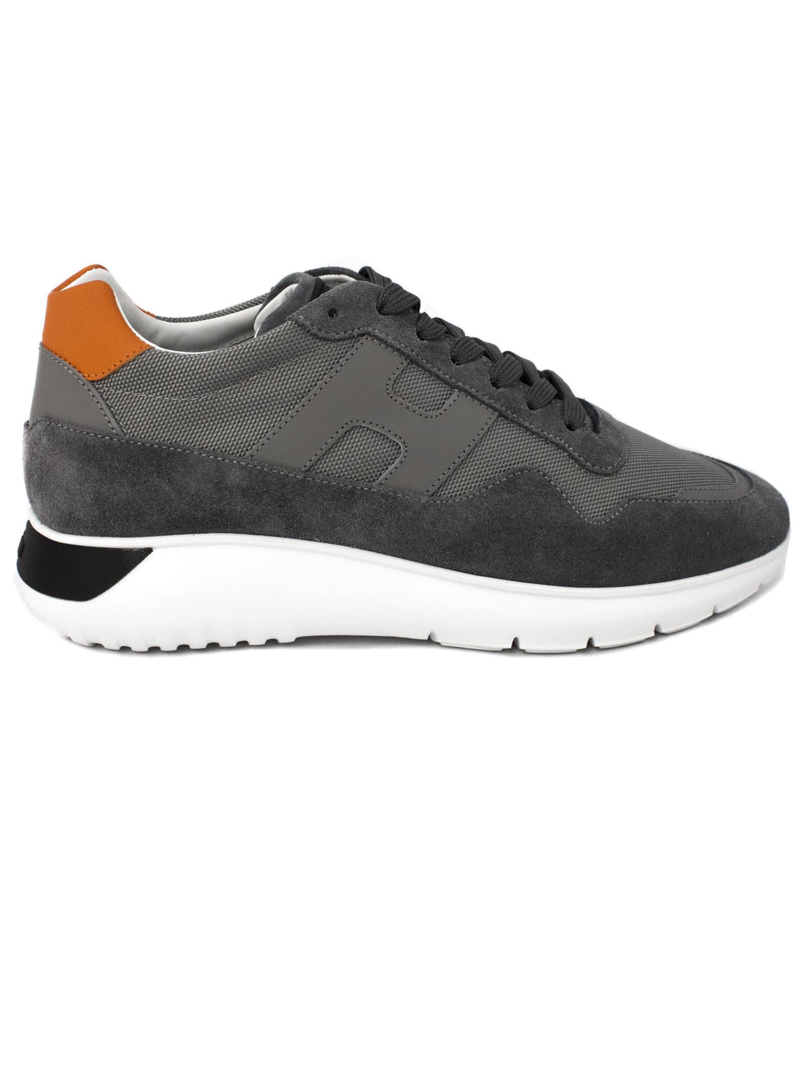 Hogan Grey Interactive³ Sneakers