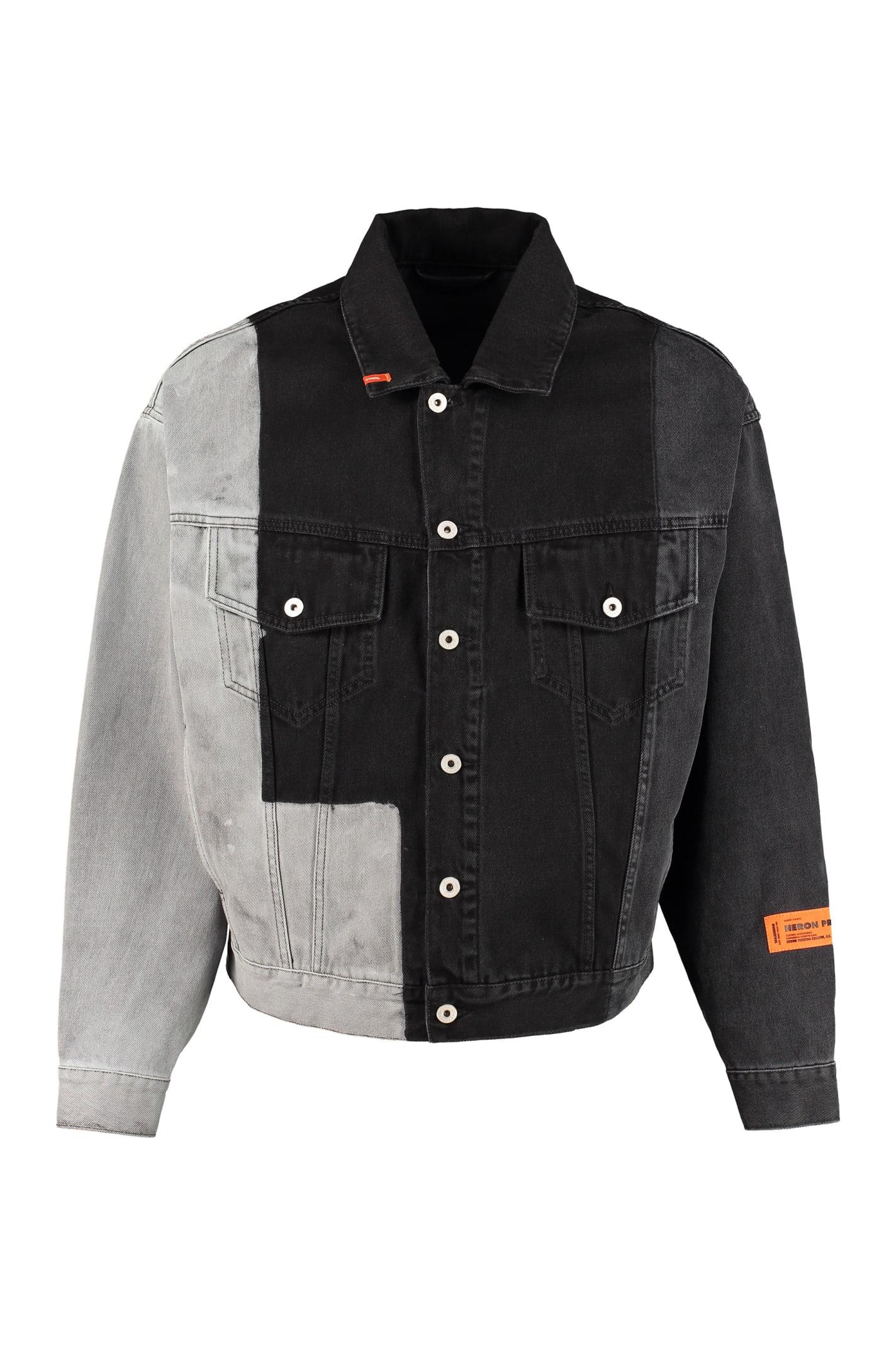 HERON PRESTON Denim Jacket