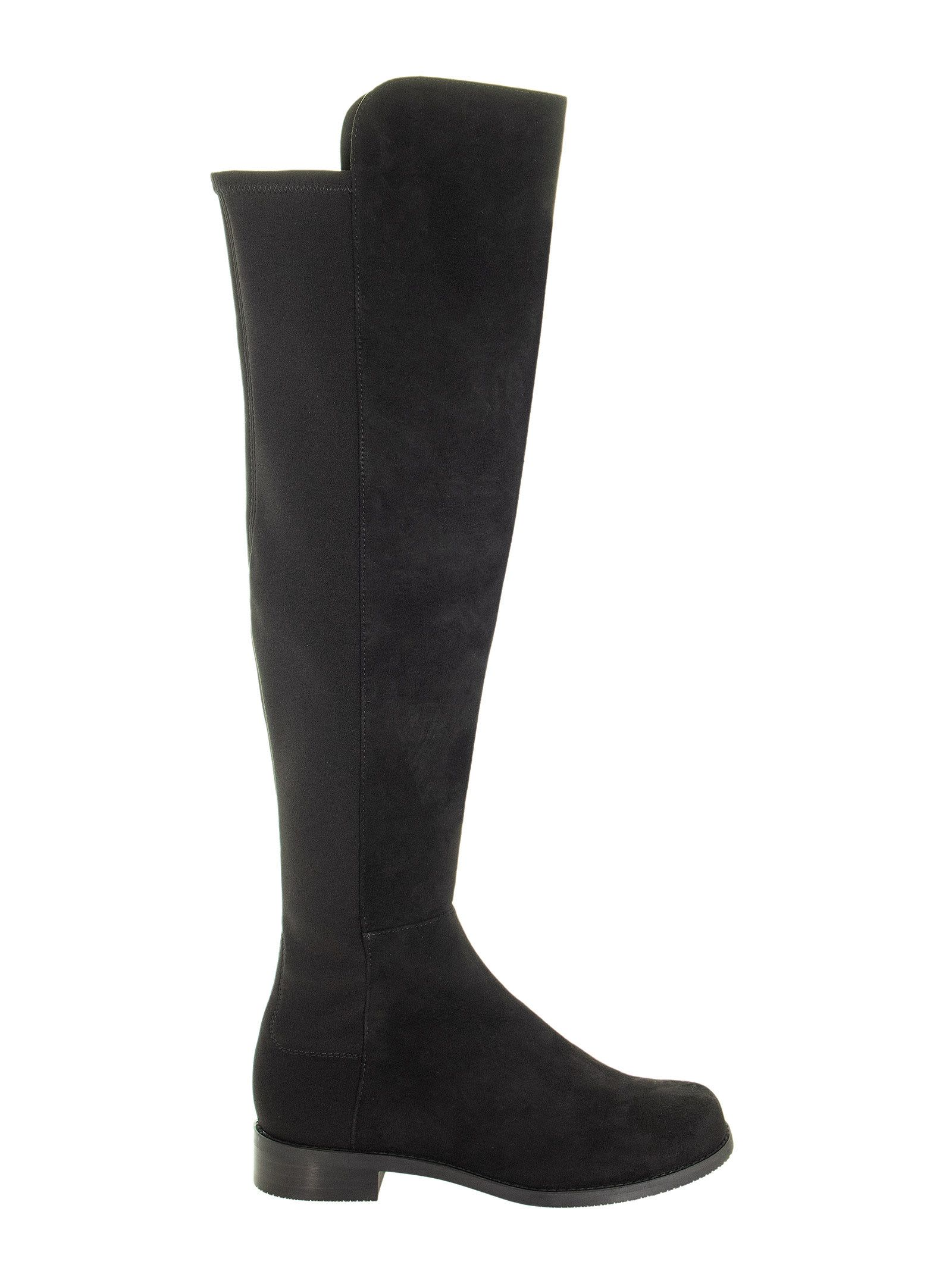 Buy Stuart Weitzman 5050 - Over The Knee Suede Boot online, shop Stuart Weitzman shoes with free shipping