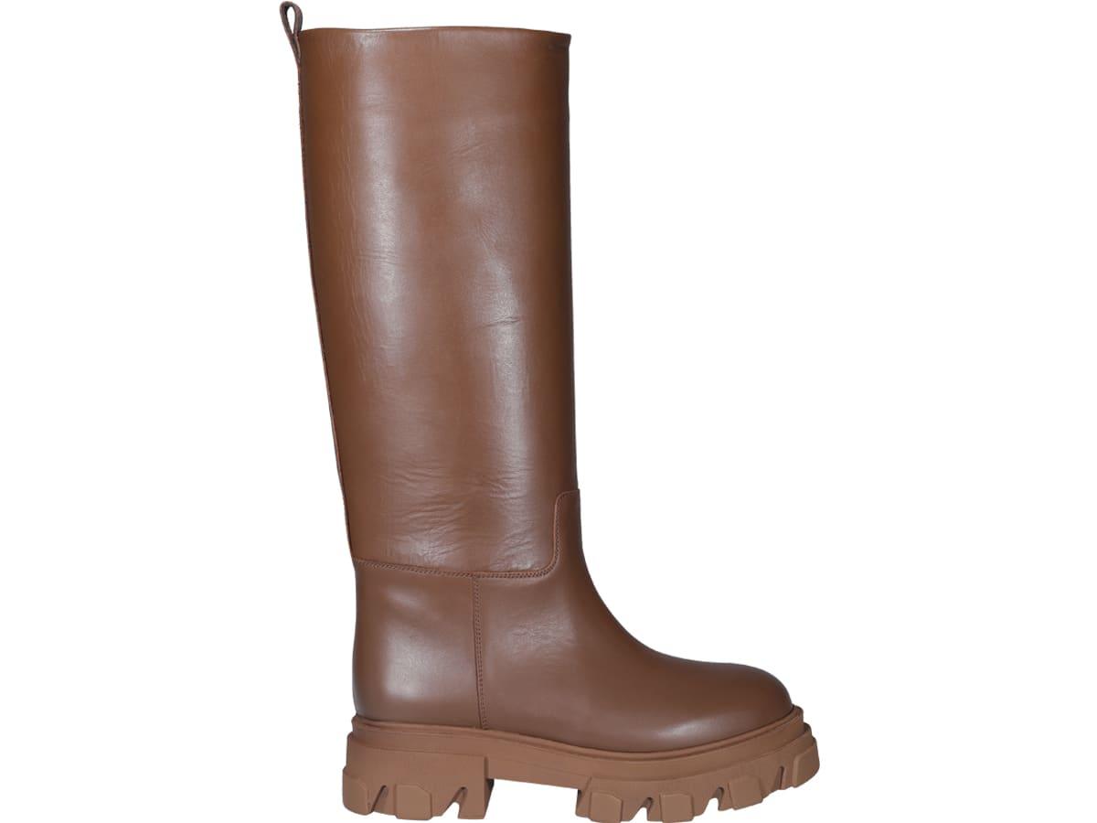 Perni Combat Boots