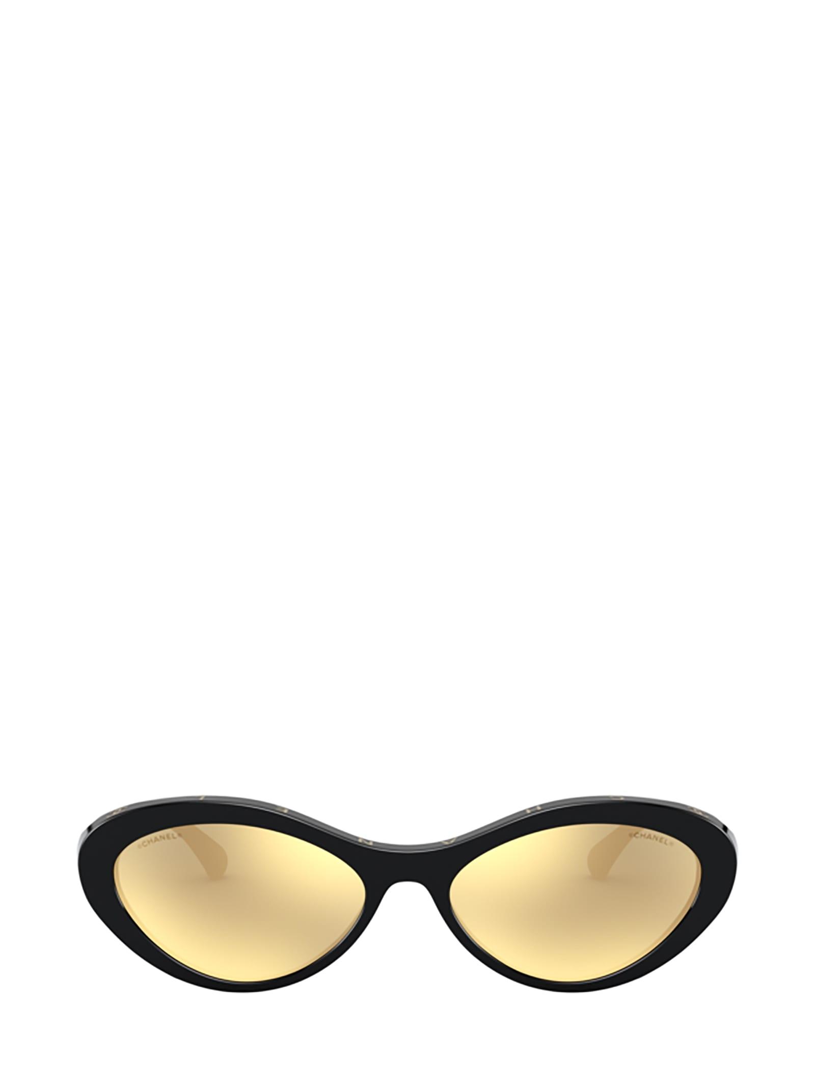 Chanel Chanel Ch5416 Black Sunglasses