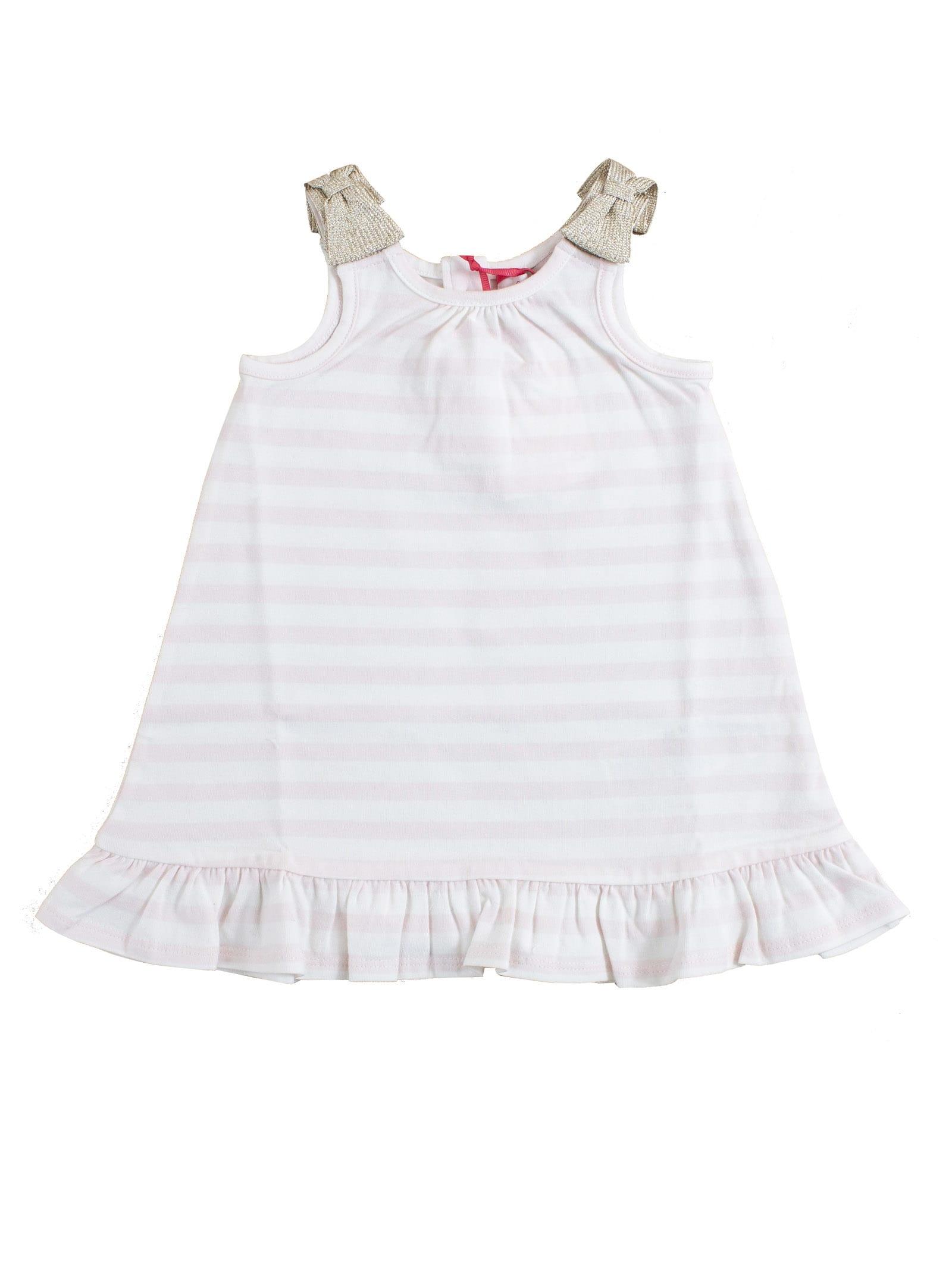Buy Lili Gaufrette Newborn Dress With Ruffles online, shop Lili Gaufrette with free shipping