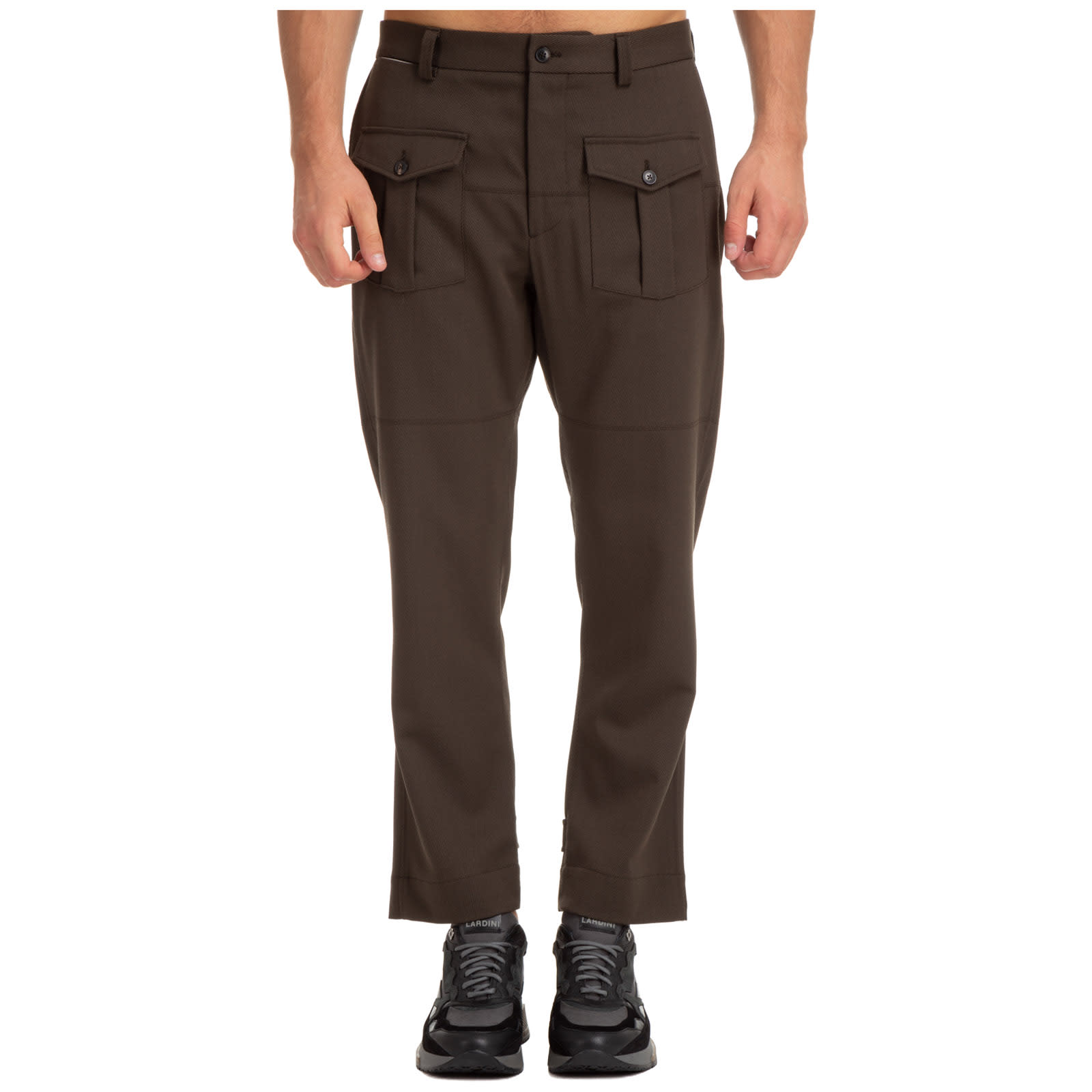 Chain Reaction Trousers