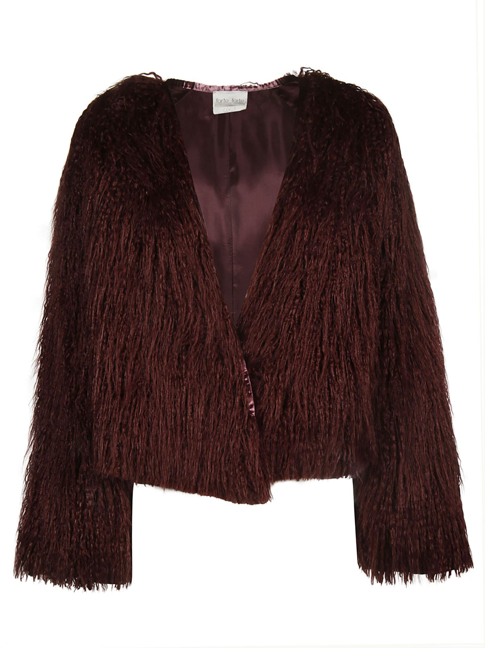 Forte Forte Fringed Jacket