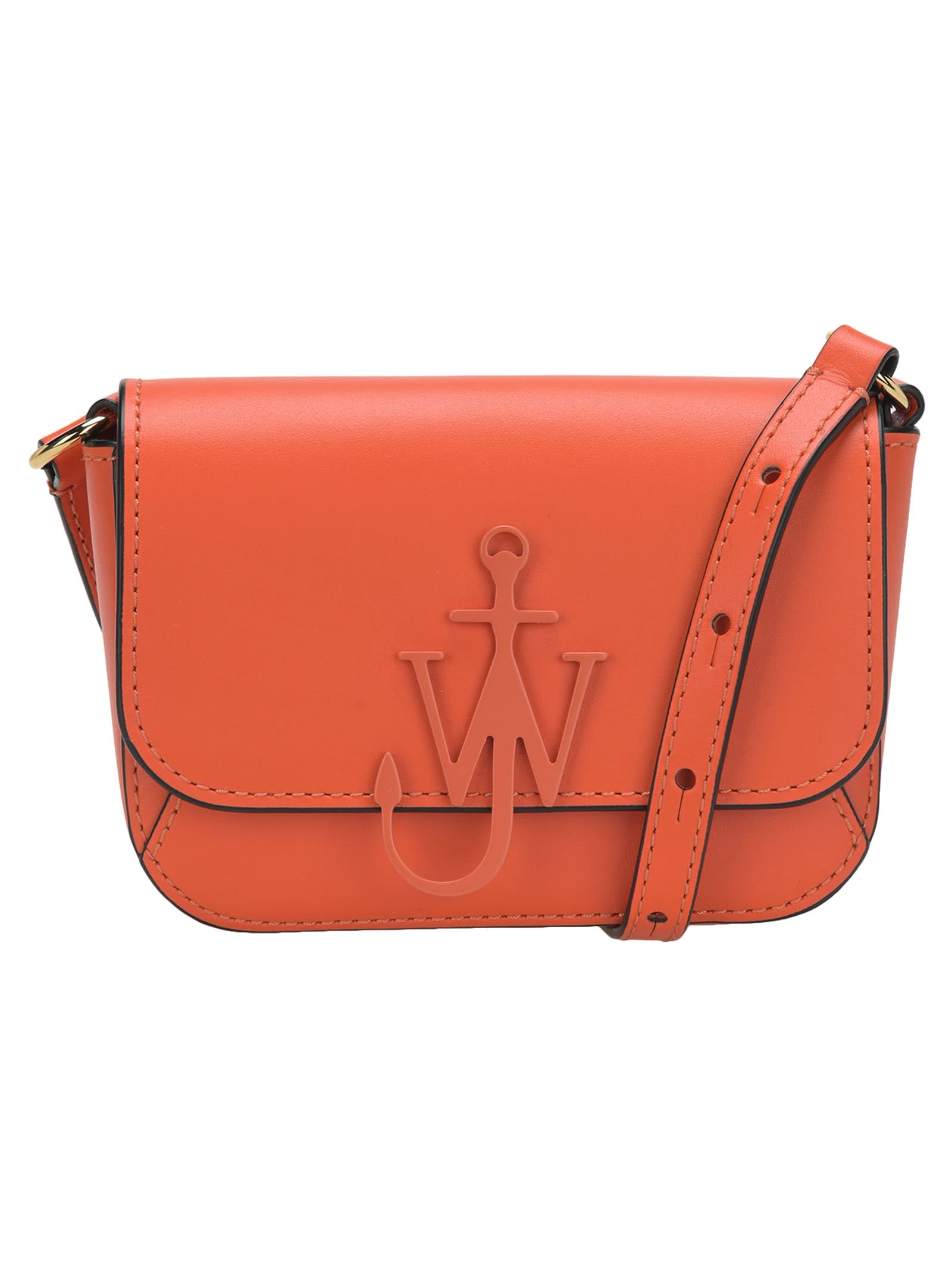 Jw Anderson Leathers JW ANDERSON NANO ANCHOR BAG