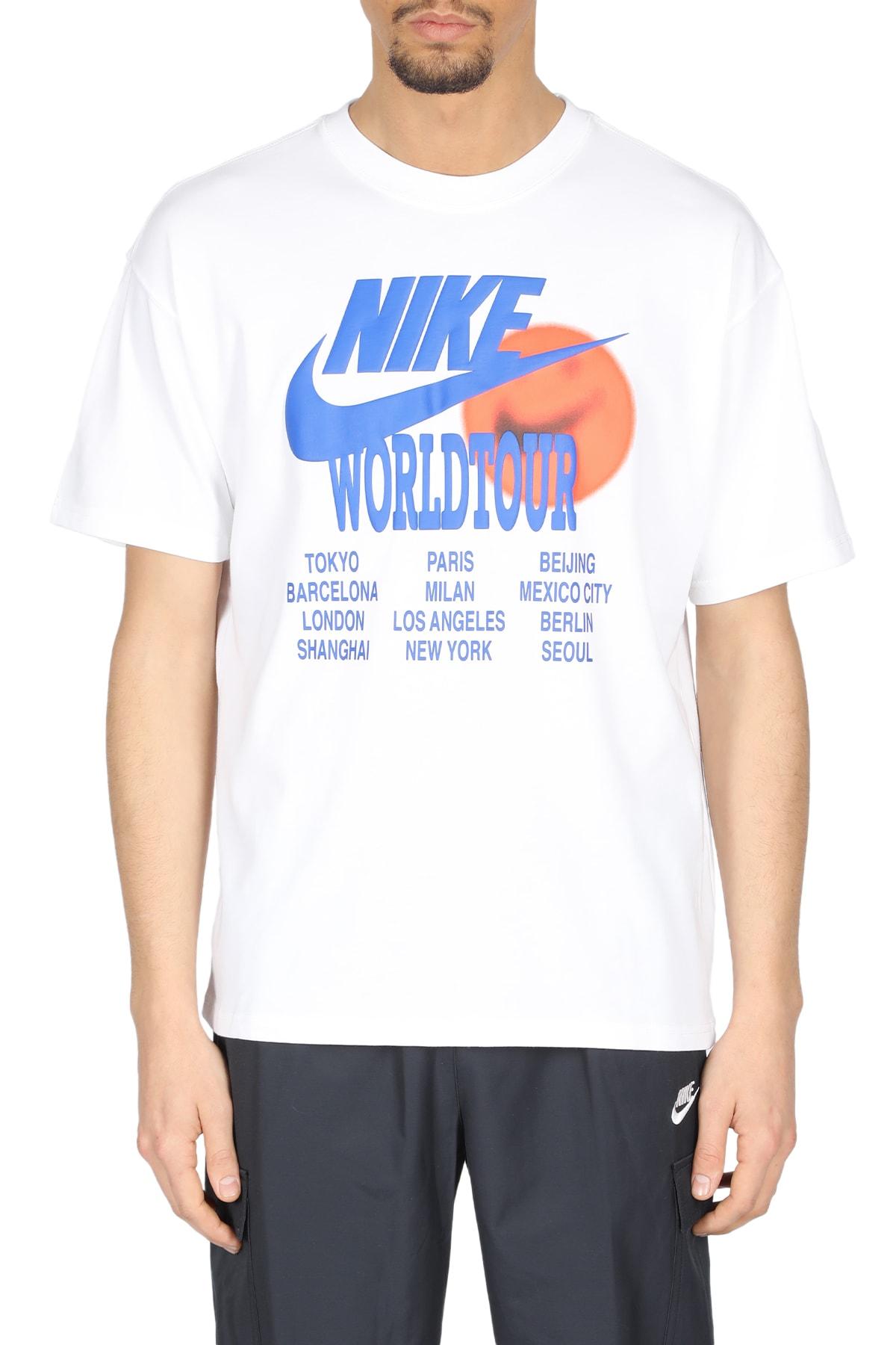 Nike Cottons WORLDTOUR T-SHIRT