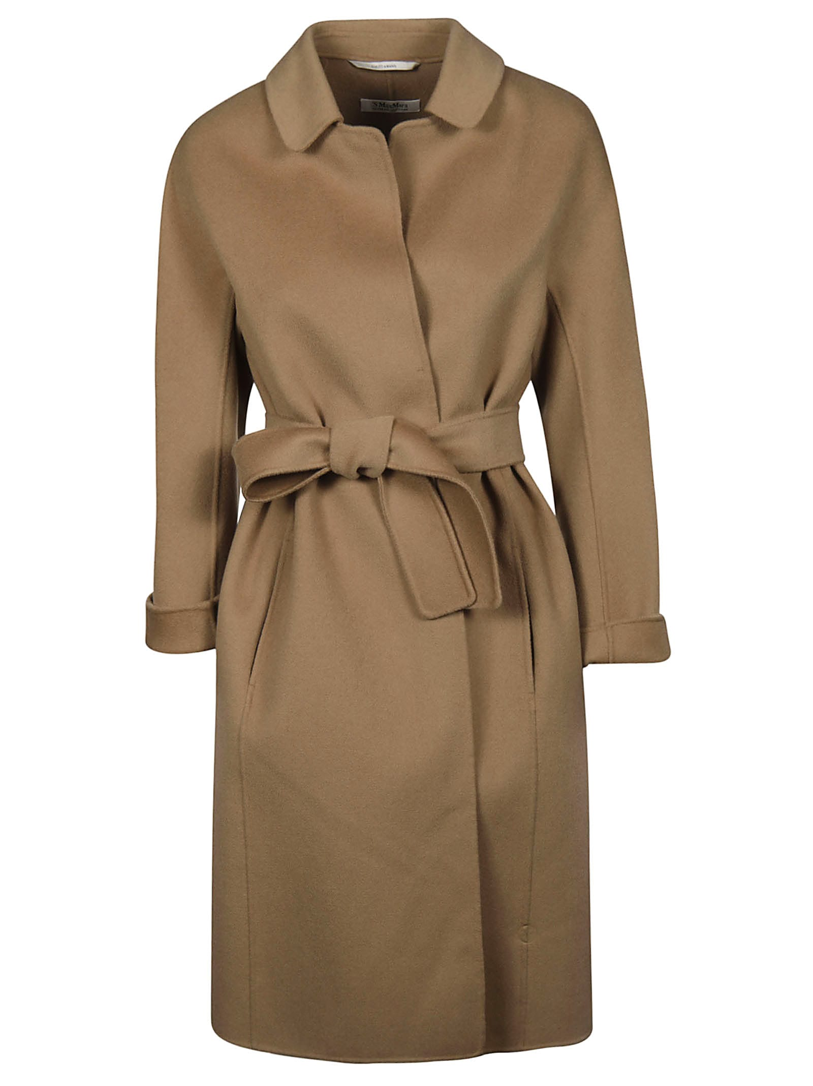 S Max Mara Here is The Cube Doraci Coat