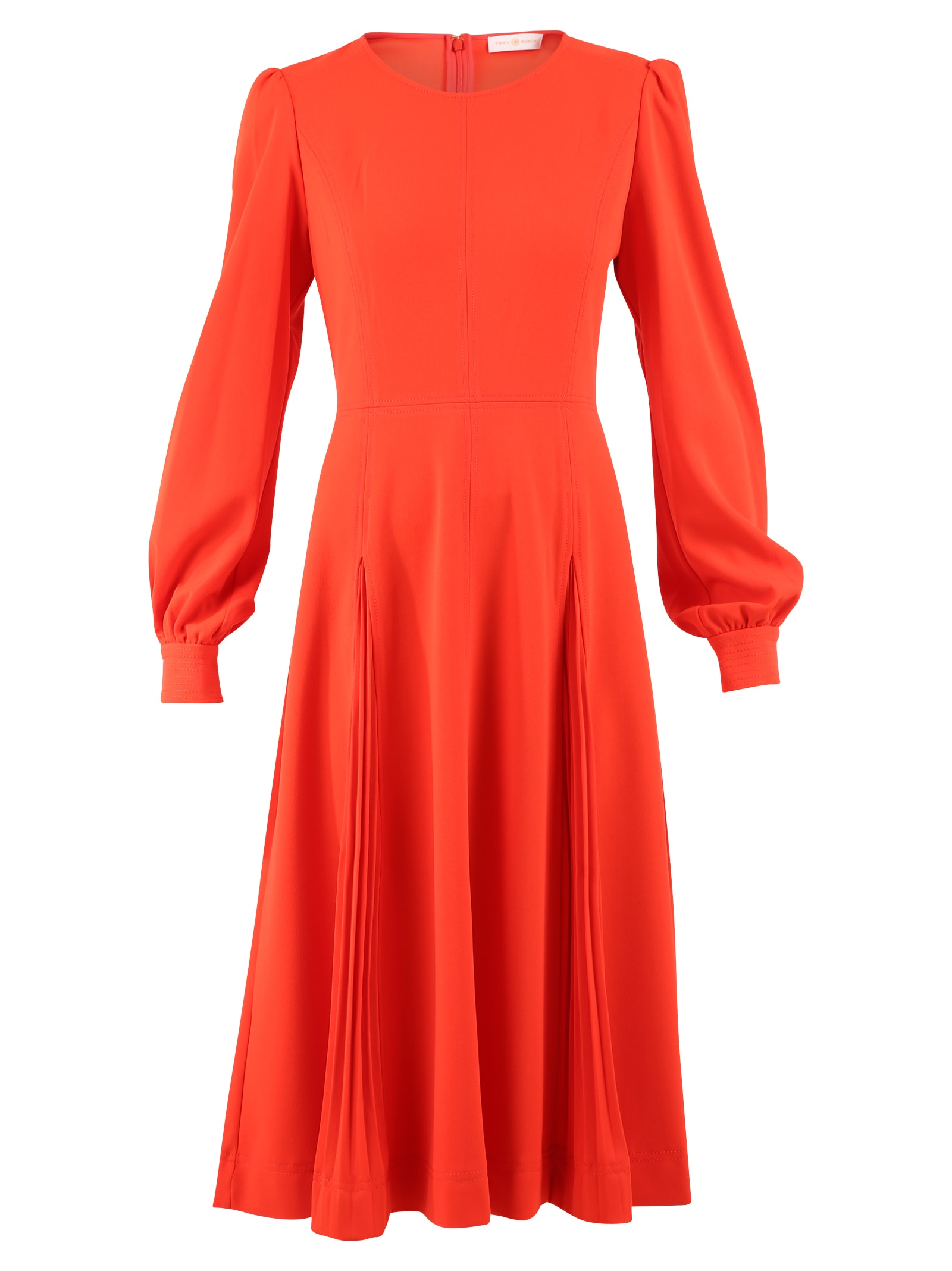 Buy Tory Burch Flared Dress online, shop Tory Burch with free shipping