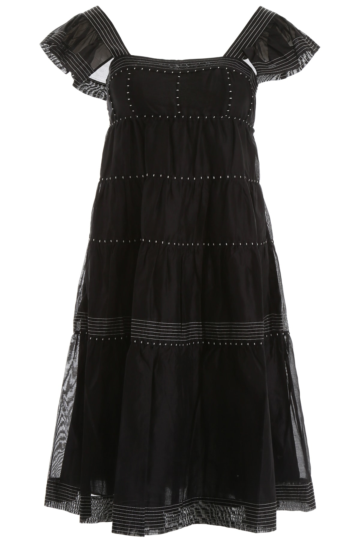 Ulla Johnson Rosalie Midi Dress