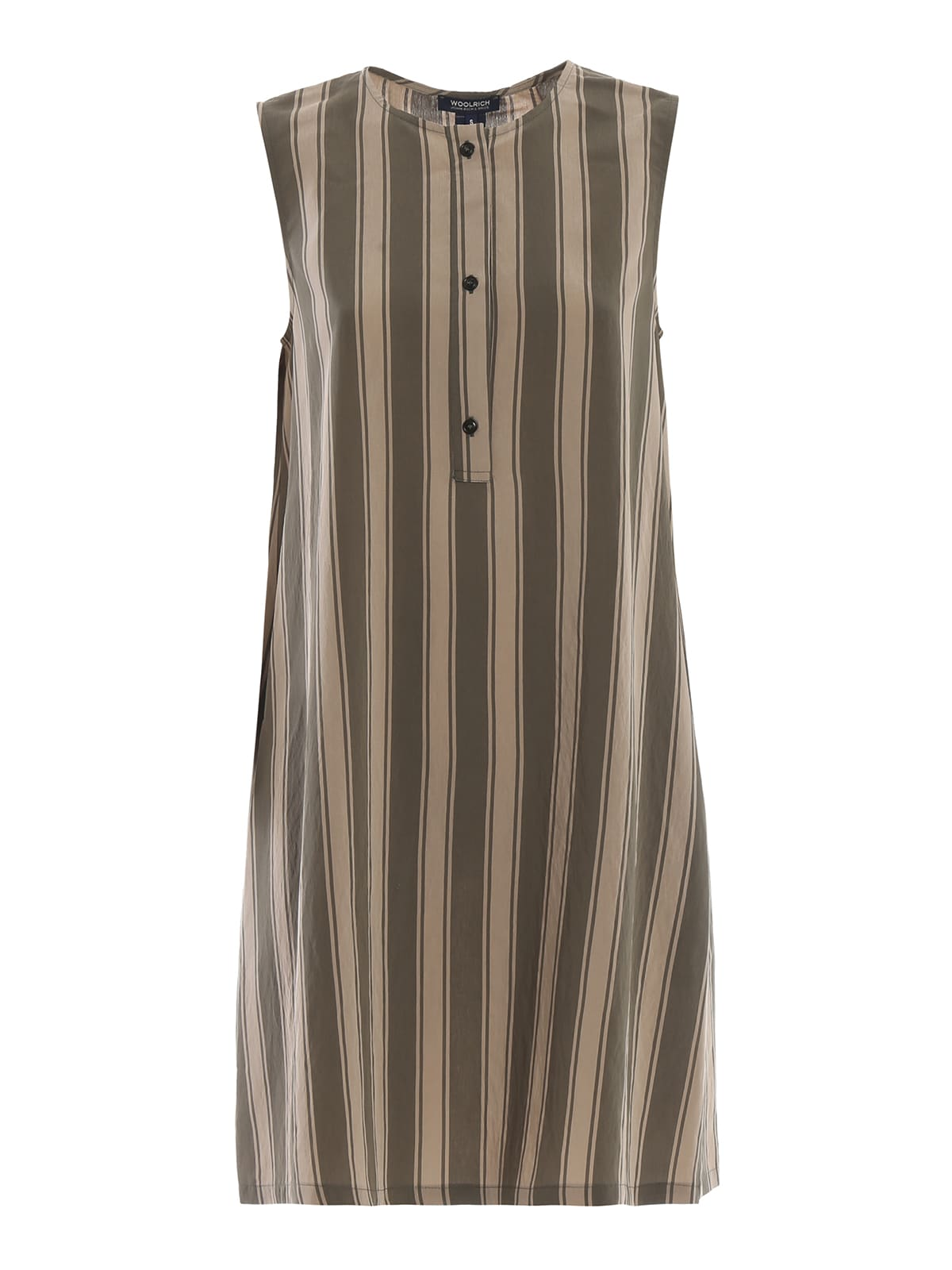 Woolrich Scully Striped Dress
