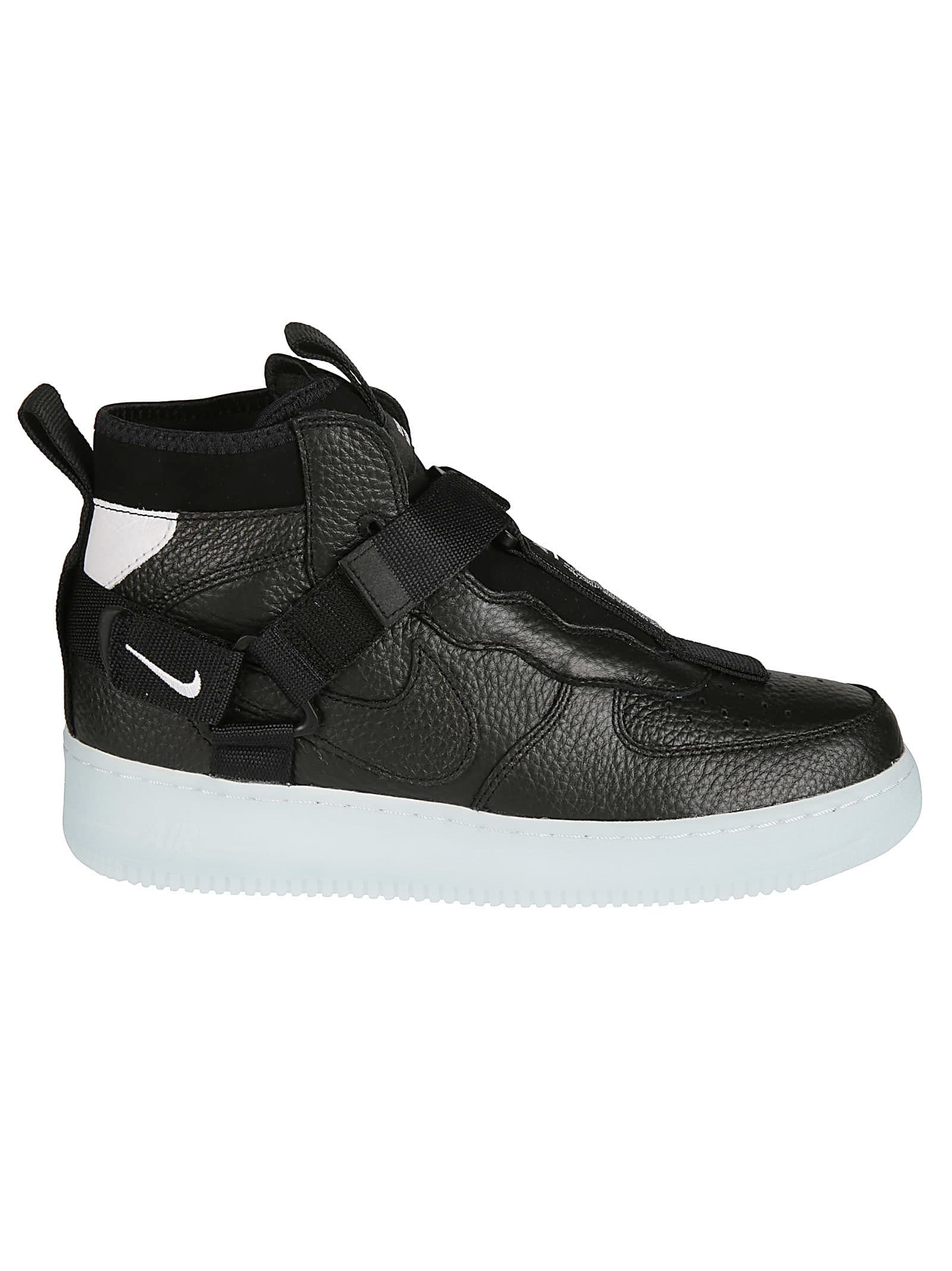 nouveau concept f4dea e0682 Best price on the market at italist | Nike Nike Air Force One Mid Utility  Sneakers