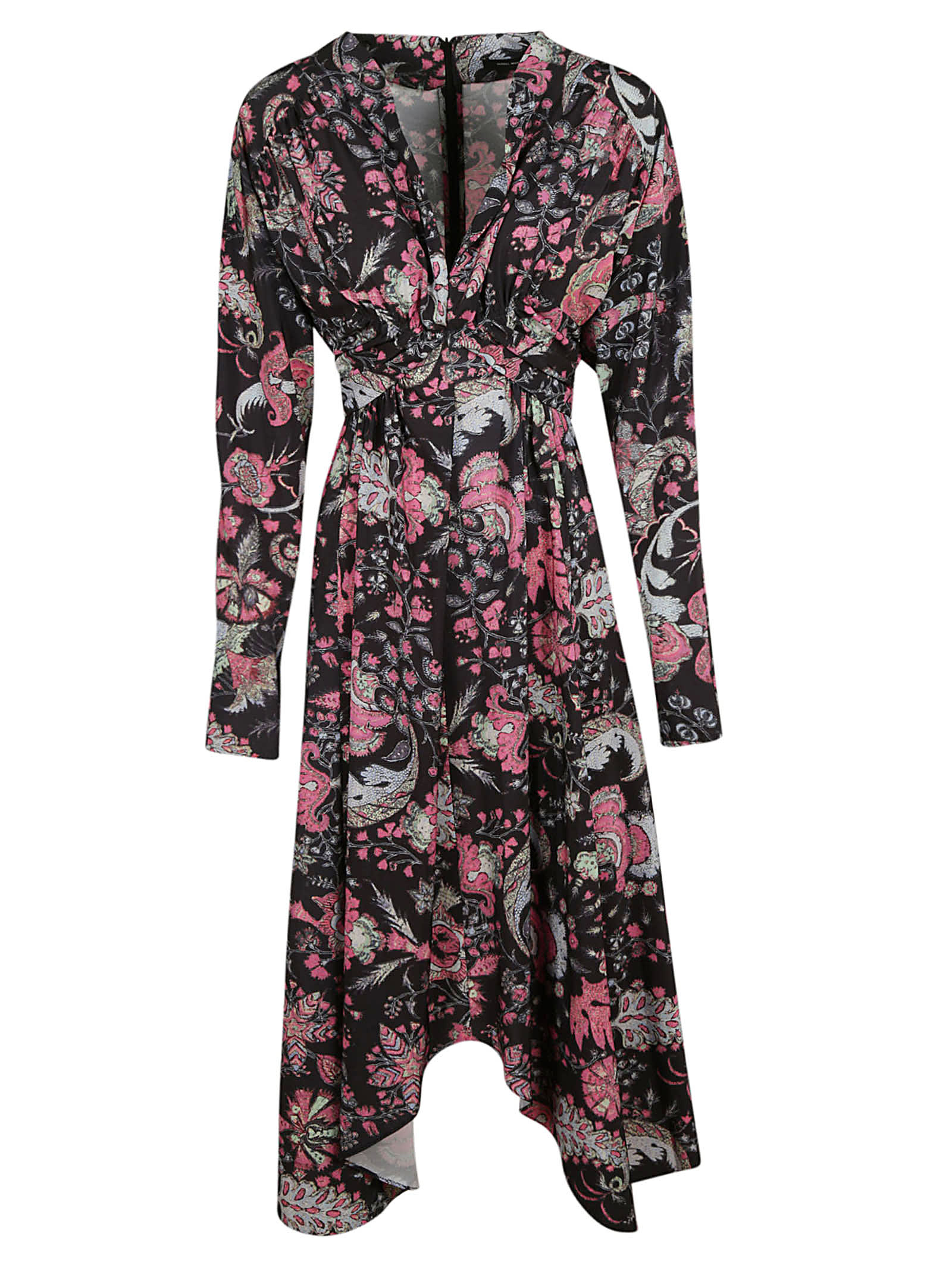 Isabel Marant Printed Dress