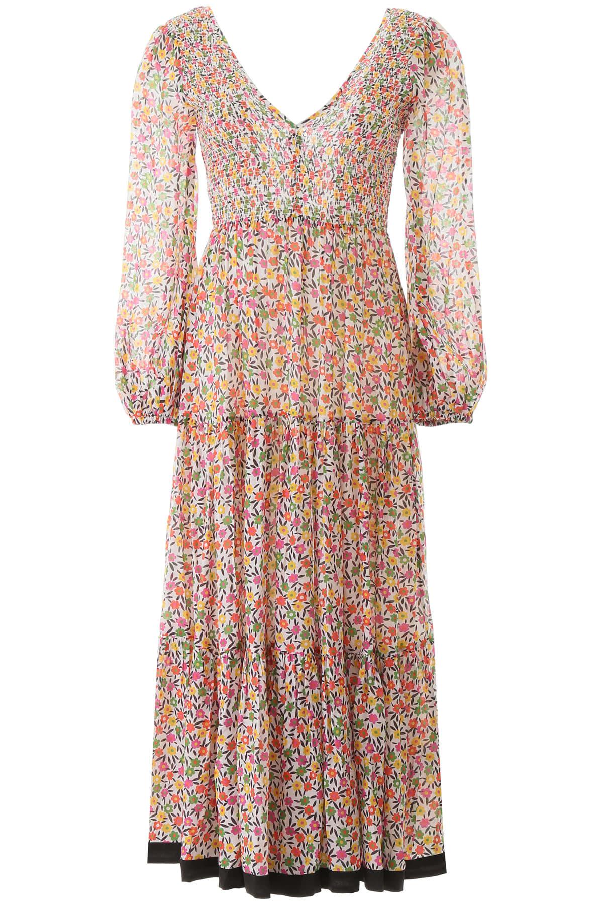 Buy RIXO Brooke Maxi Dress online, shop RIXO with free shipping