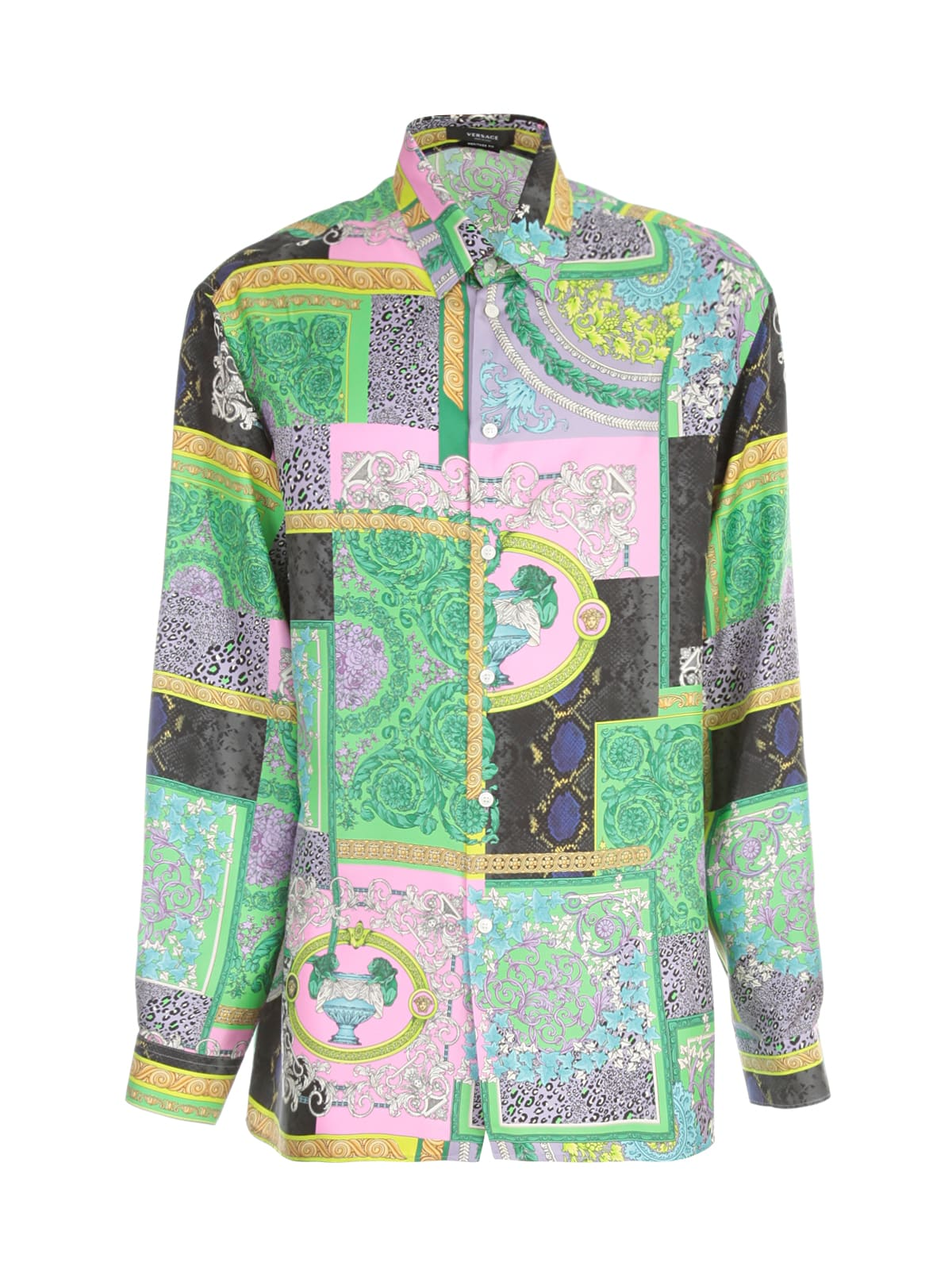 Versace Clothing TISSUE SHIRT