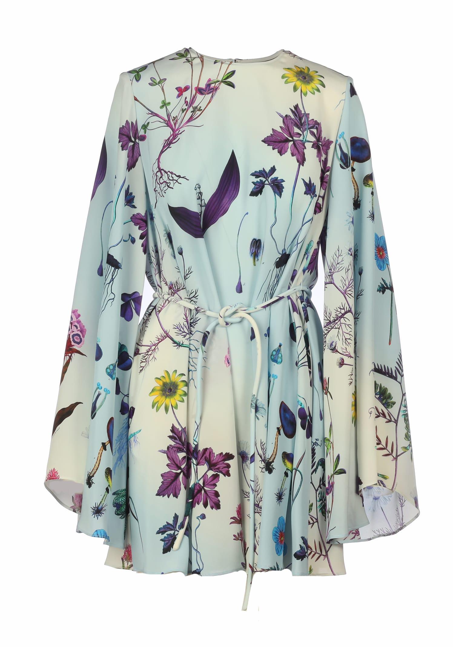 Buy Stella McCartney Print Short Dress online, shop Stella McCartney with free shipping