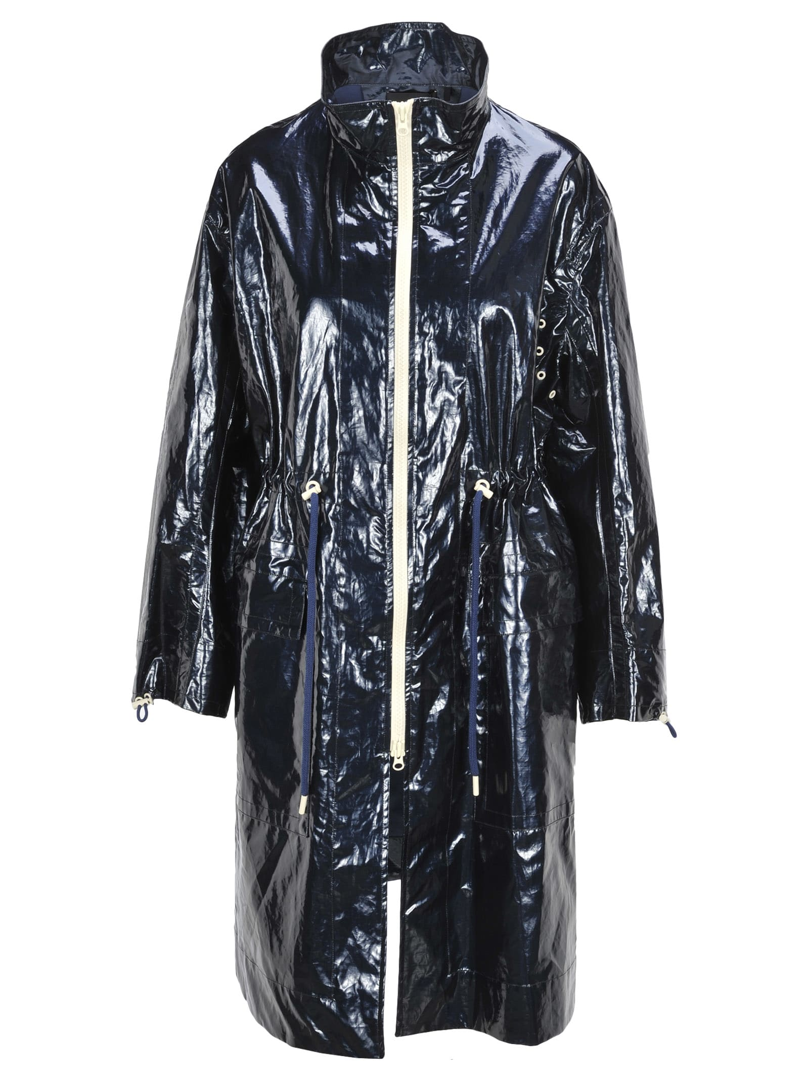 Isabel Marant Isabel Marant Ensel Drawstring Waisted Raincoat