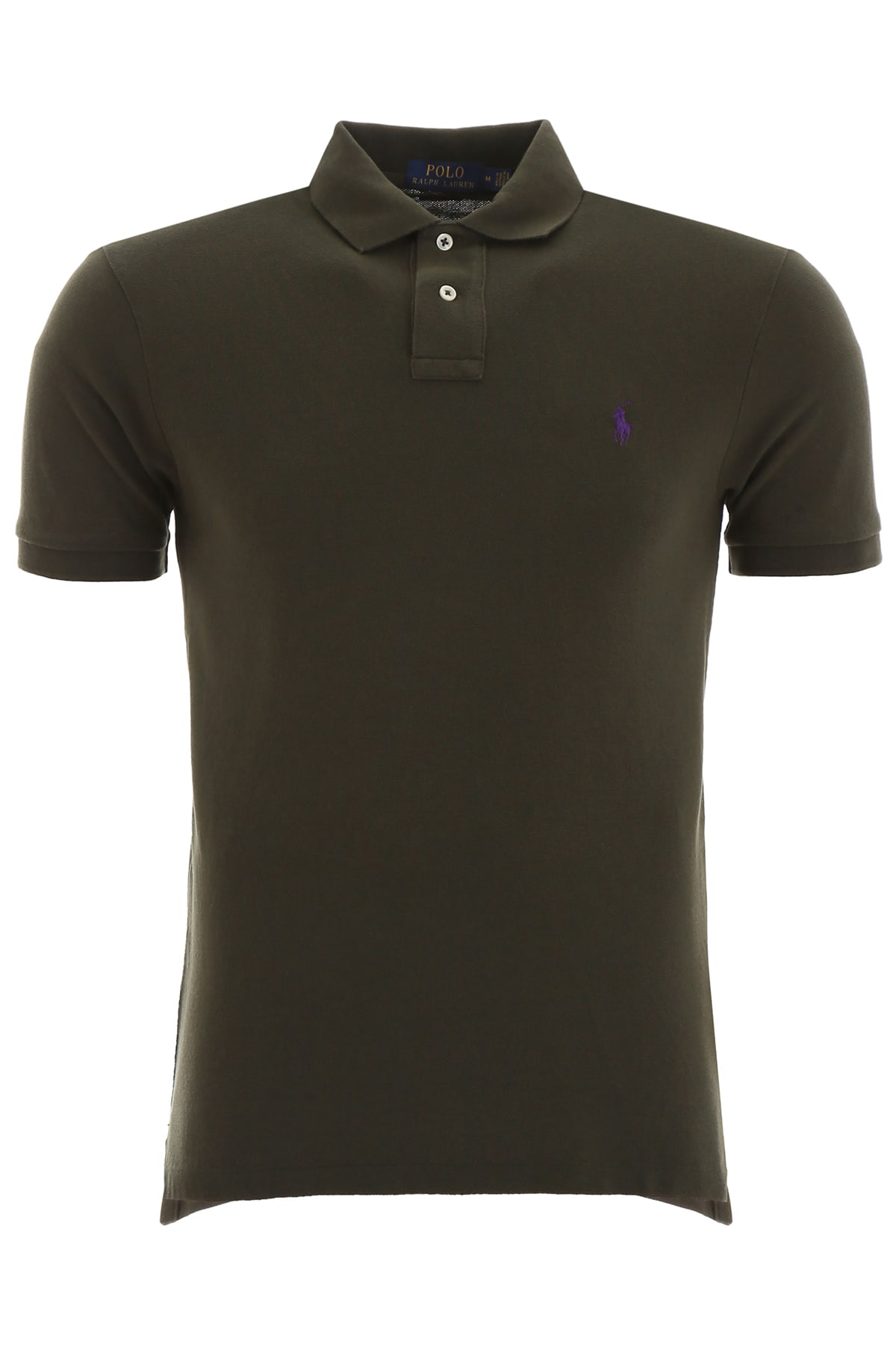strong packing release info on wide selection of colours and designs Polo Ralph Lauren Polo Ralph Lauren Pony Polo Shirt - OLIVE ...
