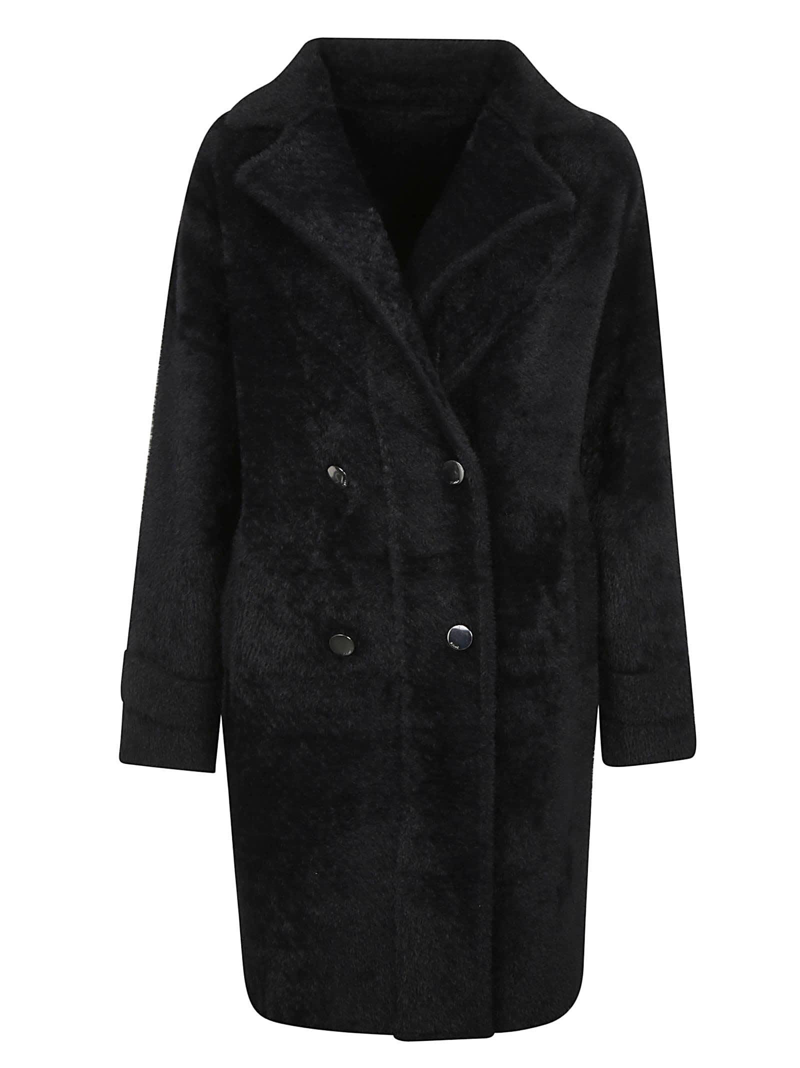 Pinko Hooded Padded Jacket