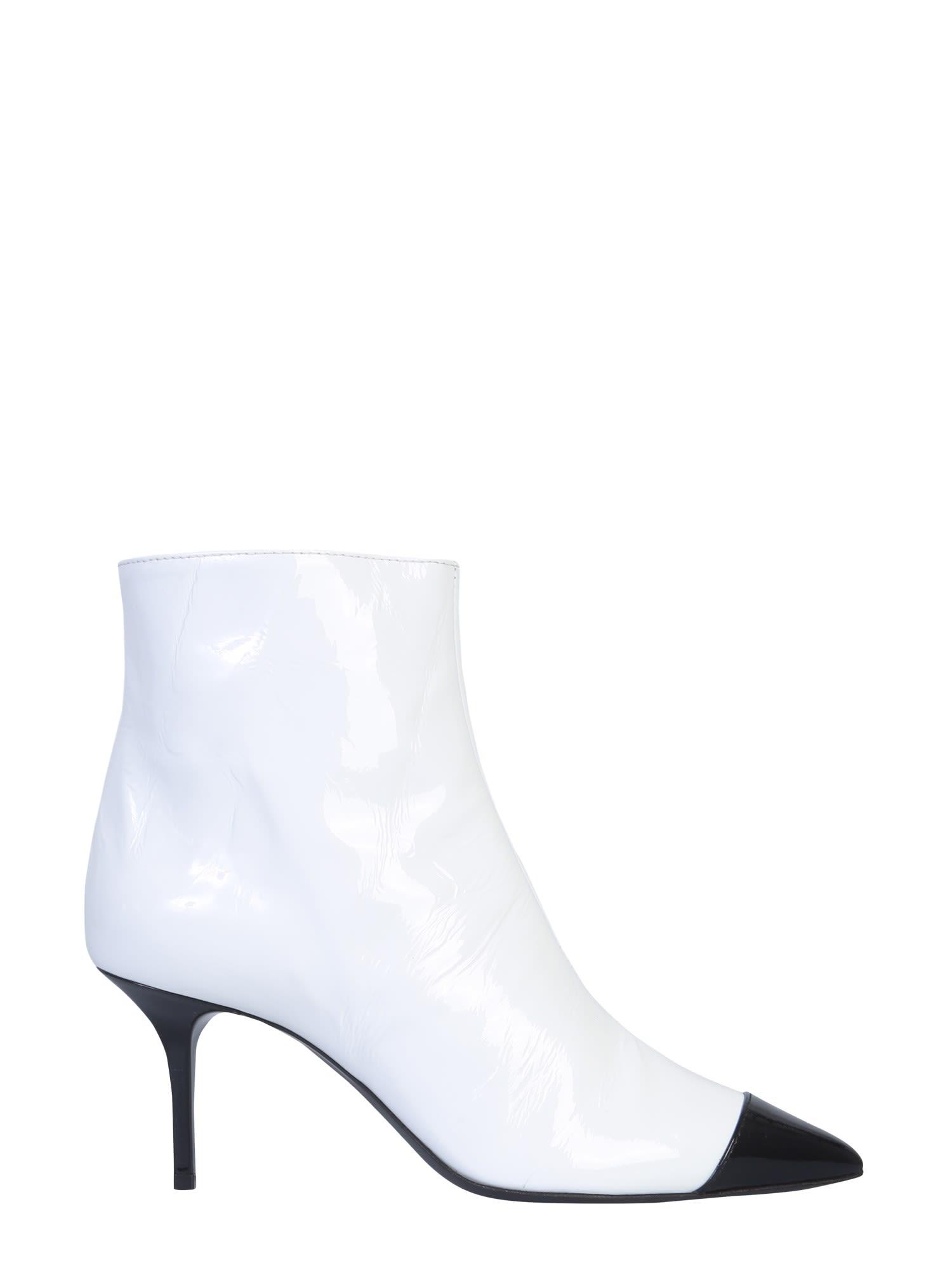 MSGM Glossy Boot