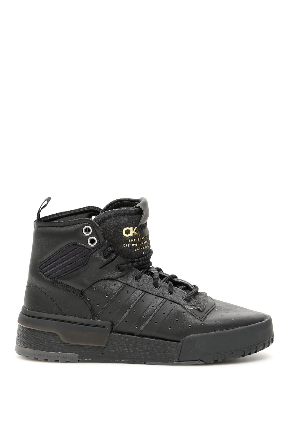 065ebbebec Adidas Rivalry Rm Hi-top Sneakers