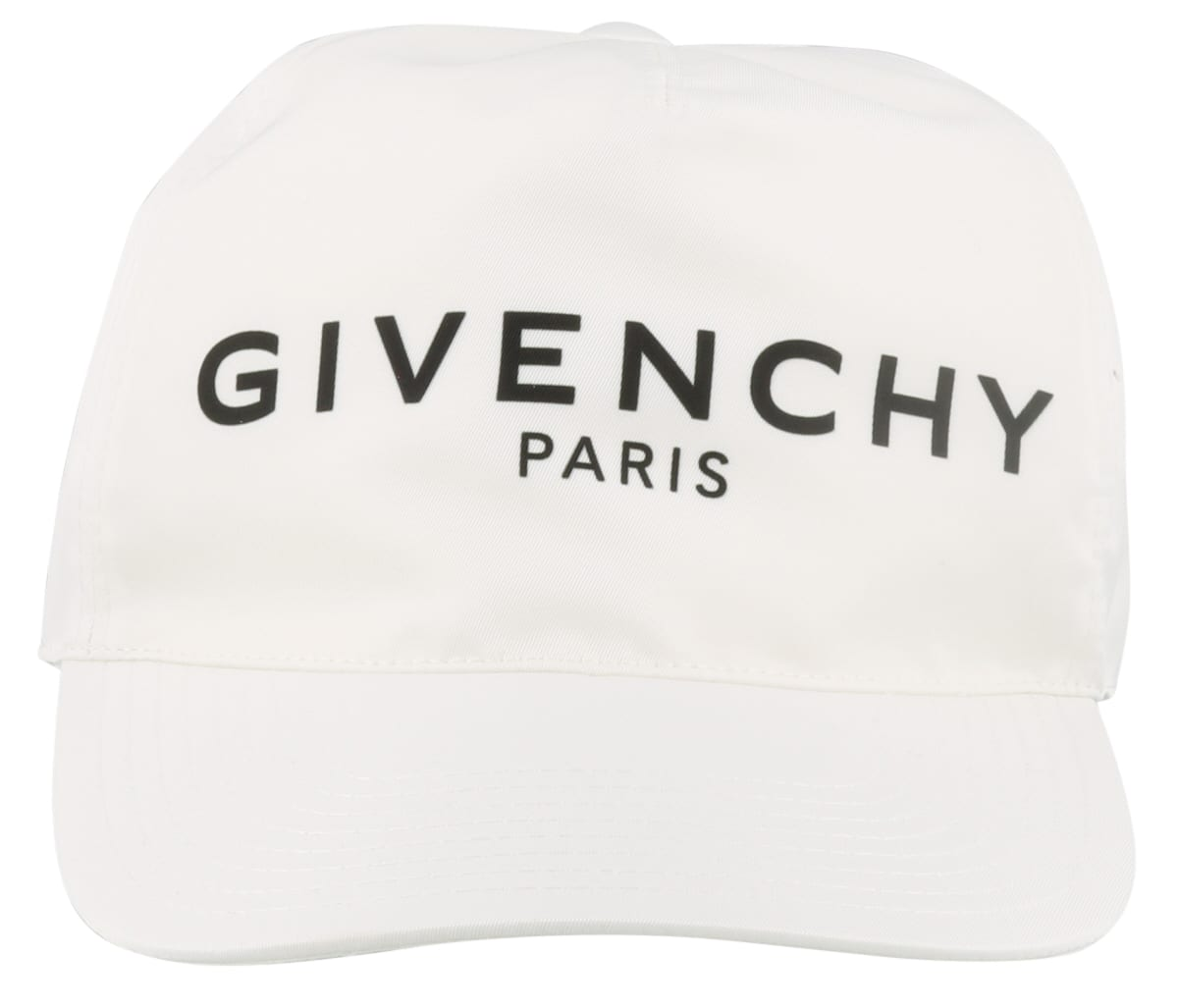 Givenchy Hat With Logo