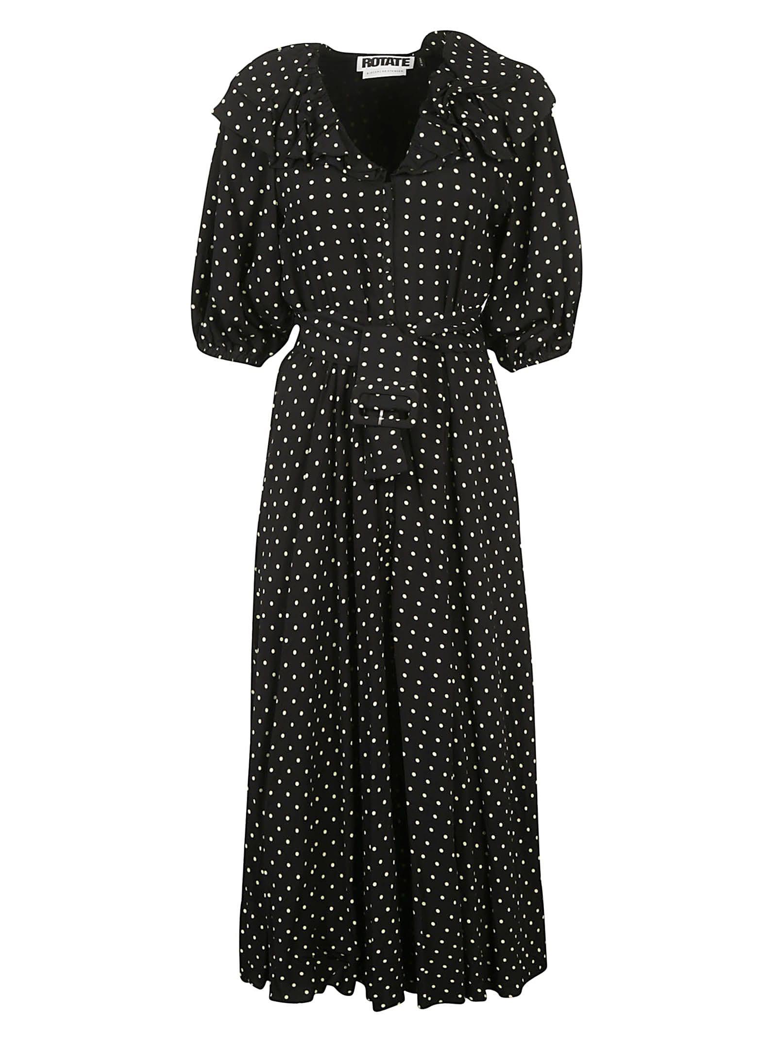 Rotate Birger Christensen Maxi dresses ELLIE DRESS