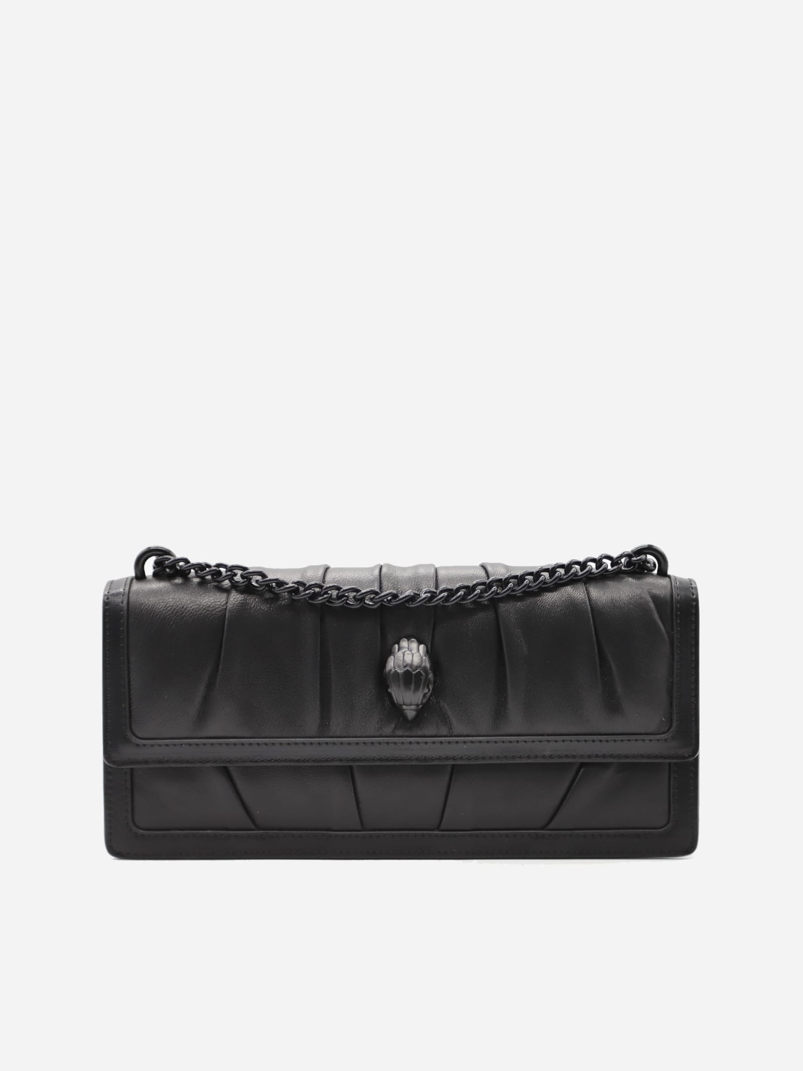 Shoreditch Leather Shoulder Bag