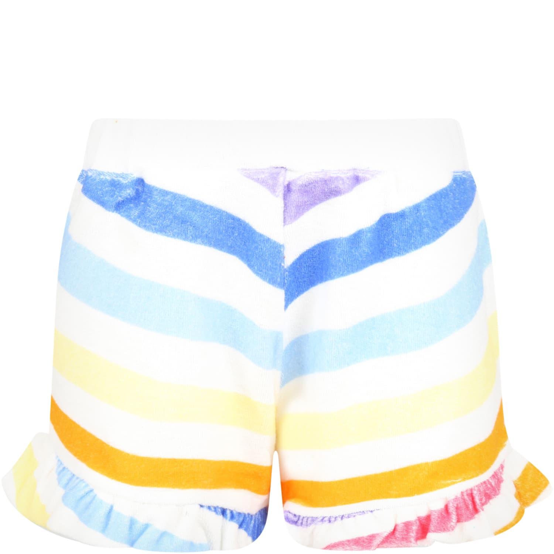 Douuod Shorts WHITE SHORT FOR GIRL