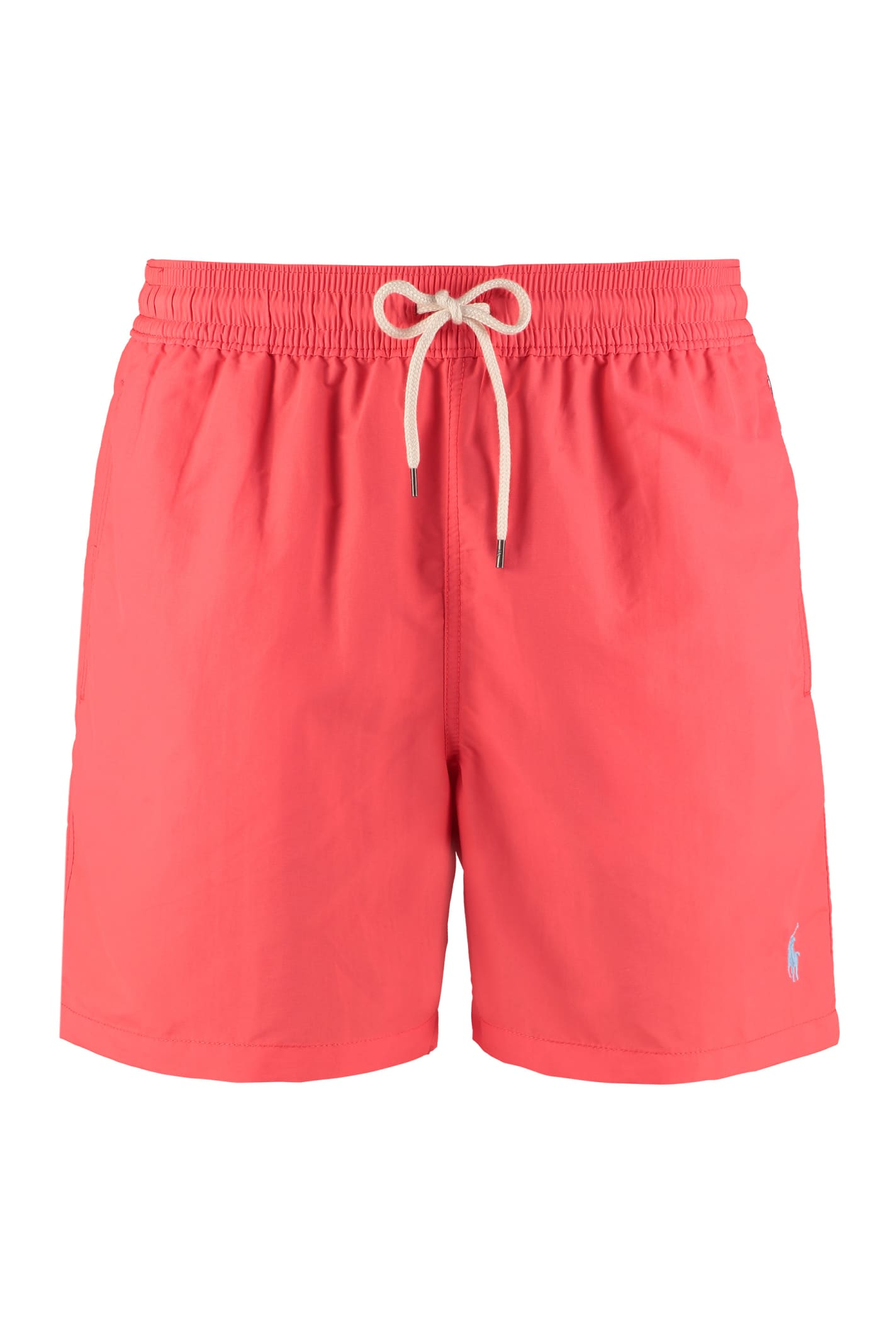 Polo Ralph Lauren Logo Embroidery Swim Shorts